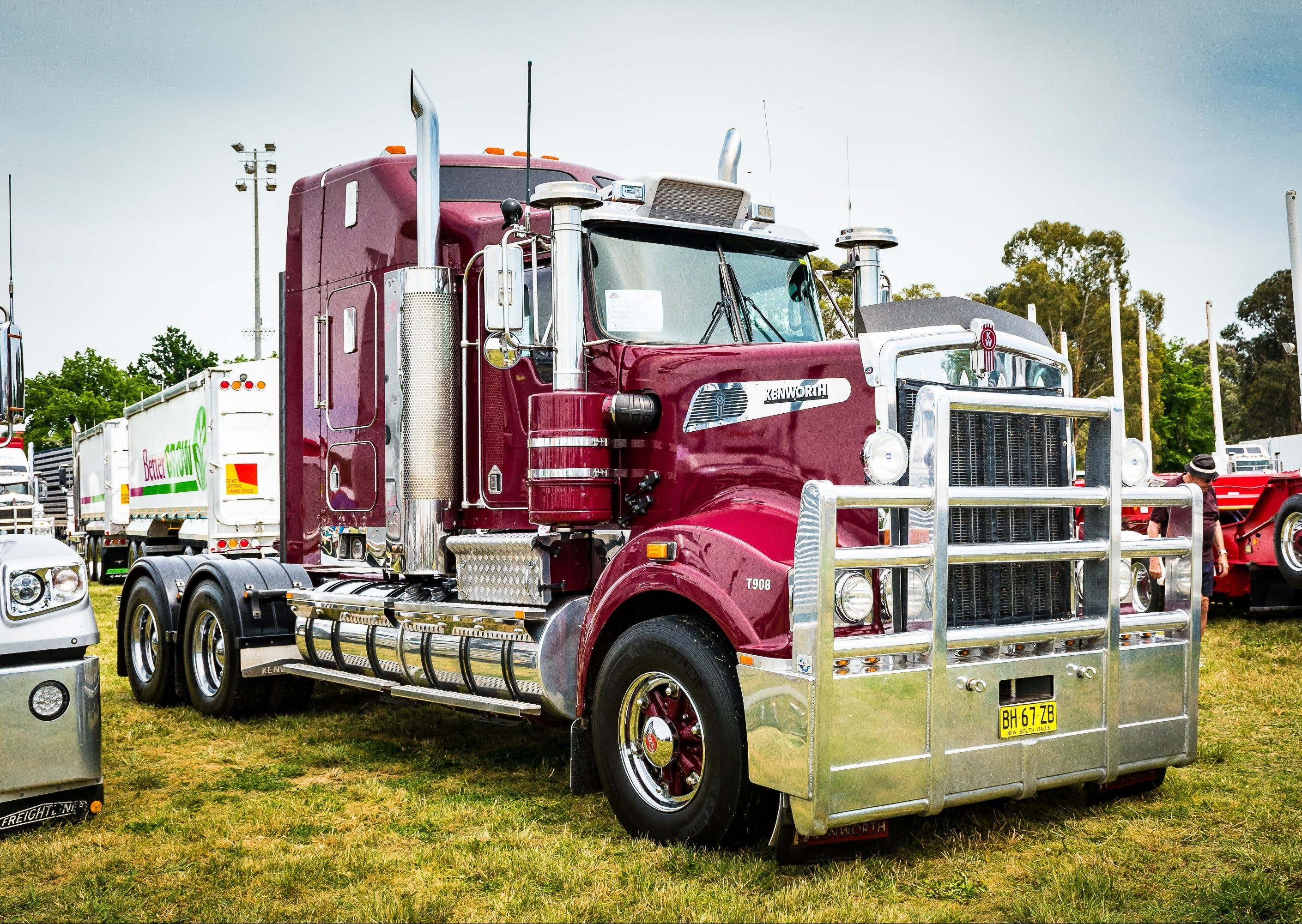 Dane Ballinger Memorial Truck Show - QLD Tourism
