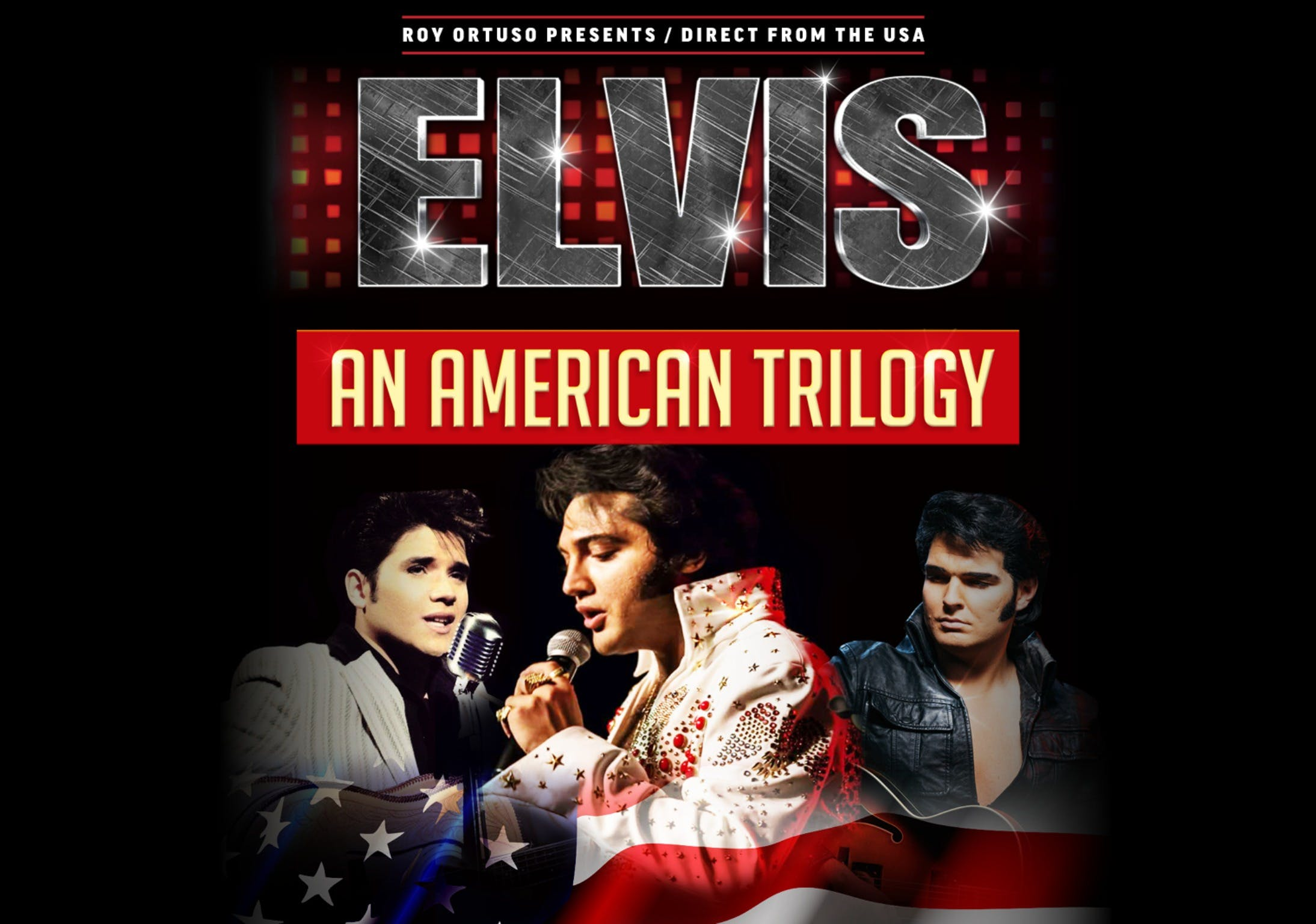 Elvis - An American Trilogy - QLD Tourism