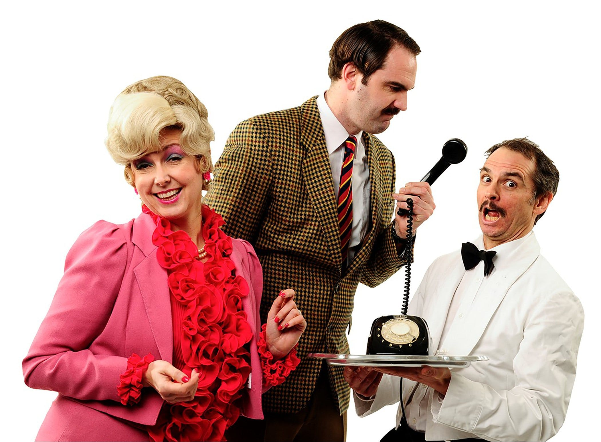 Faulty Towers - The Dining Experience at CountryPlace Hotel - QLD Tourism