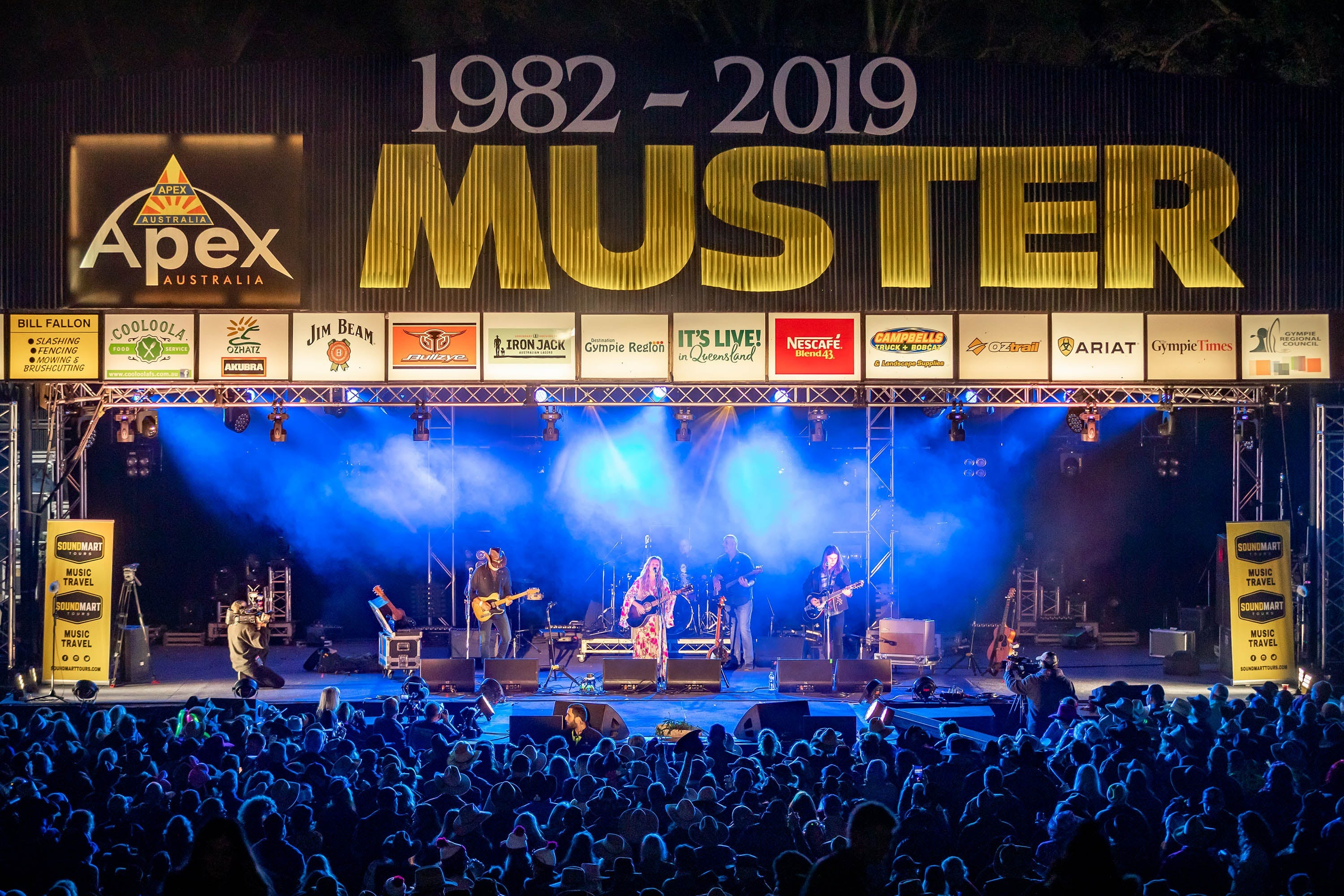 Gympie Music Muster - QLD Tourism