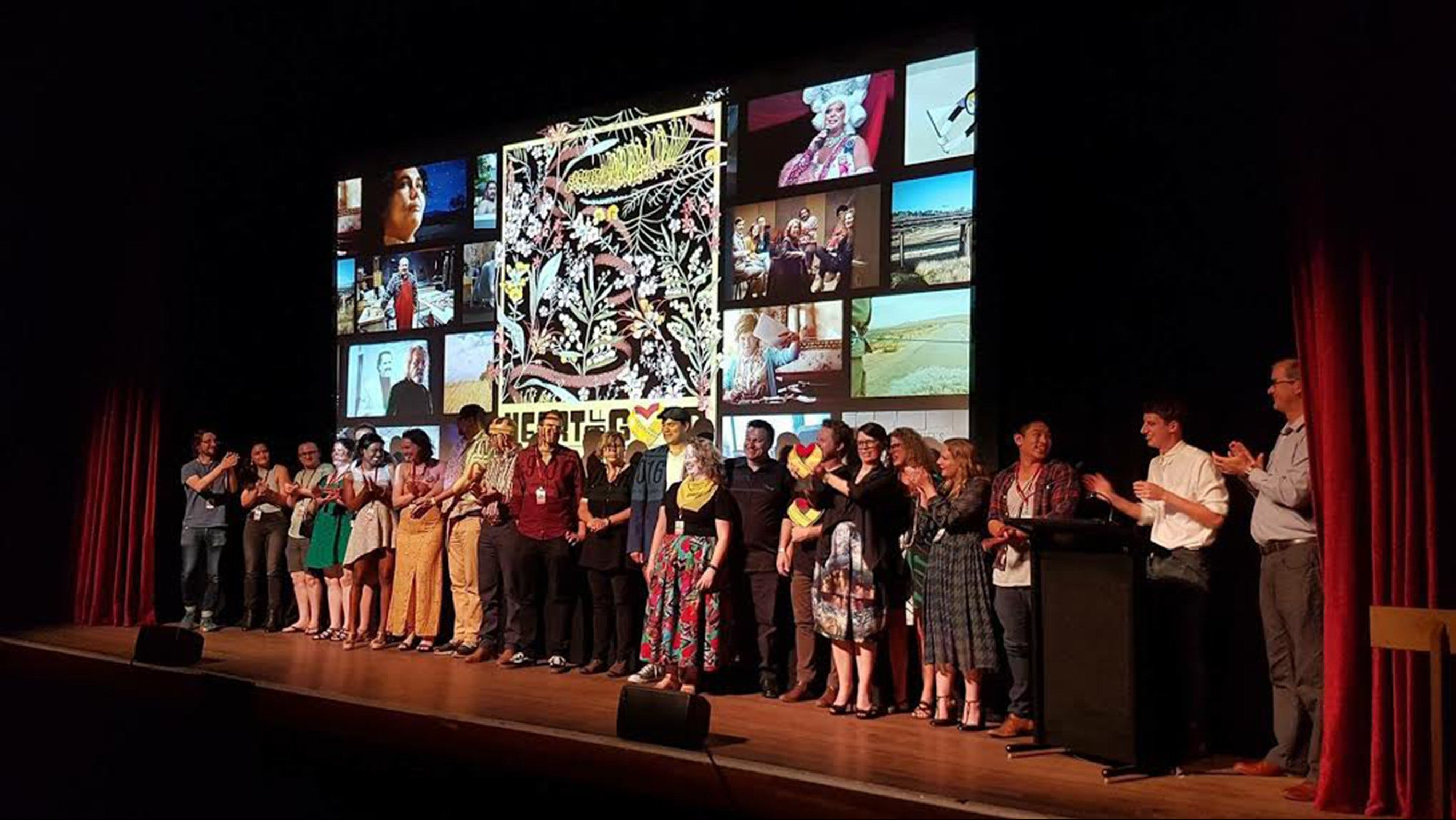 Heart of Gold International Short Film Festival - QLD Tourism