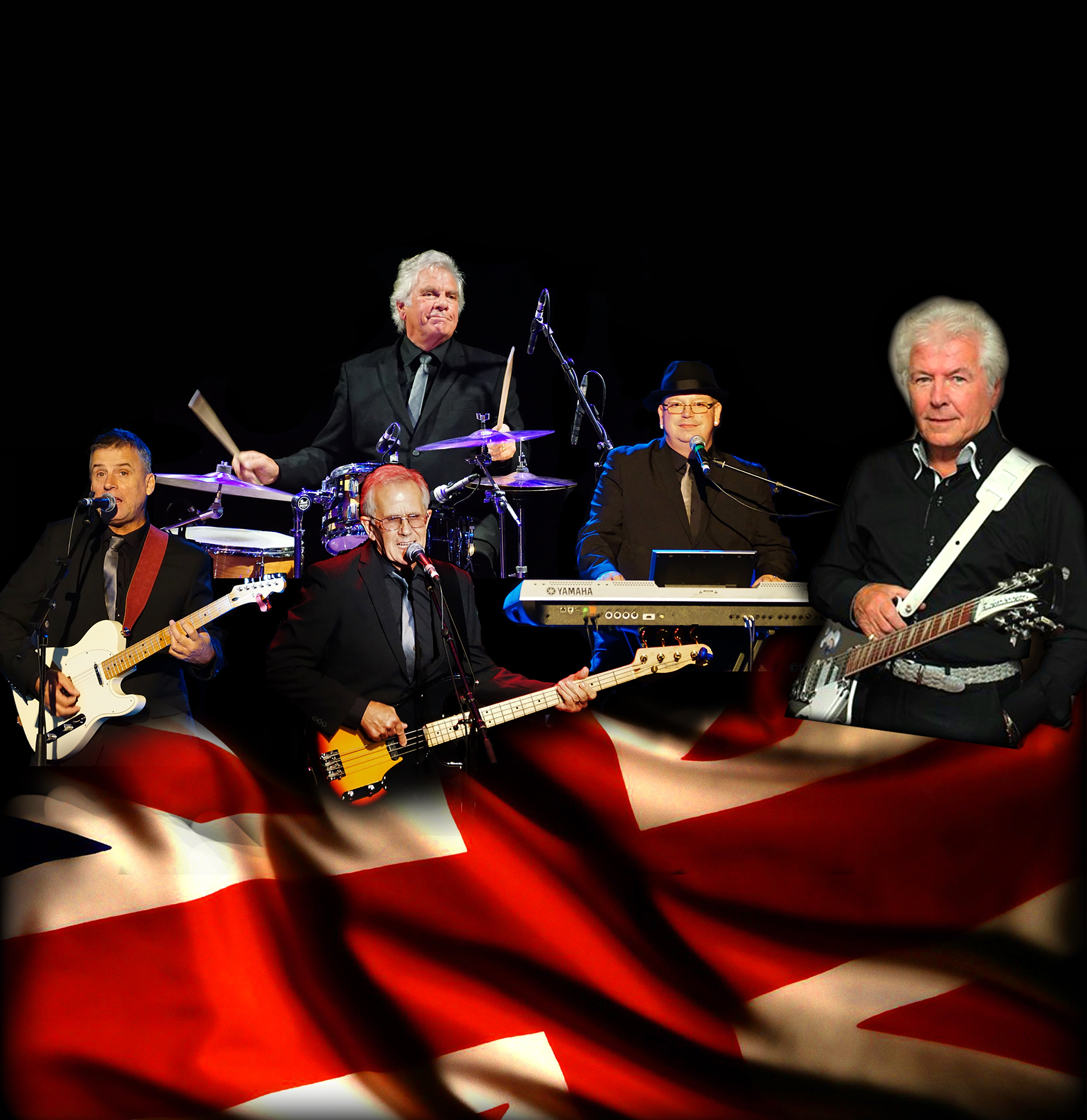 Herman's Hermits with Special Guest Mike Pender - The Six O'Clock Hop - QLD Tourism