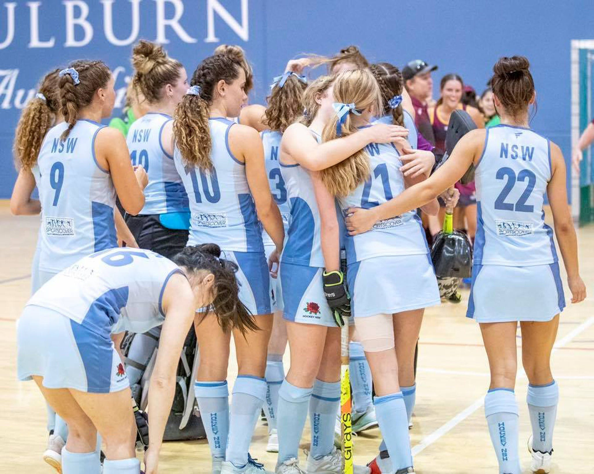 Hockey NSW Indoor State Championship  Under 18 Girls - QLD Tourism