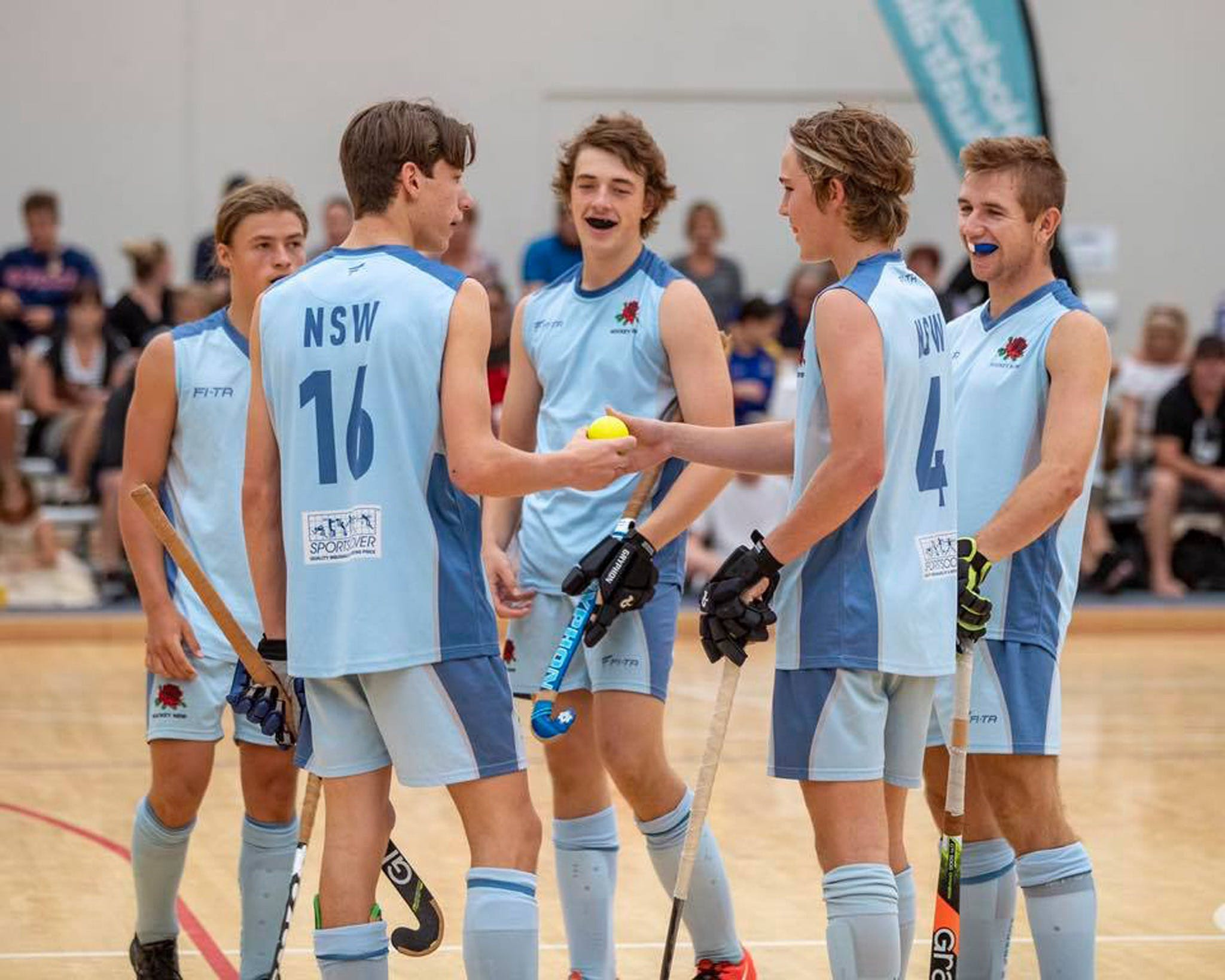 Hockey NSW Indoor State Championship  Open Men - QLD Tourism