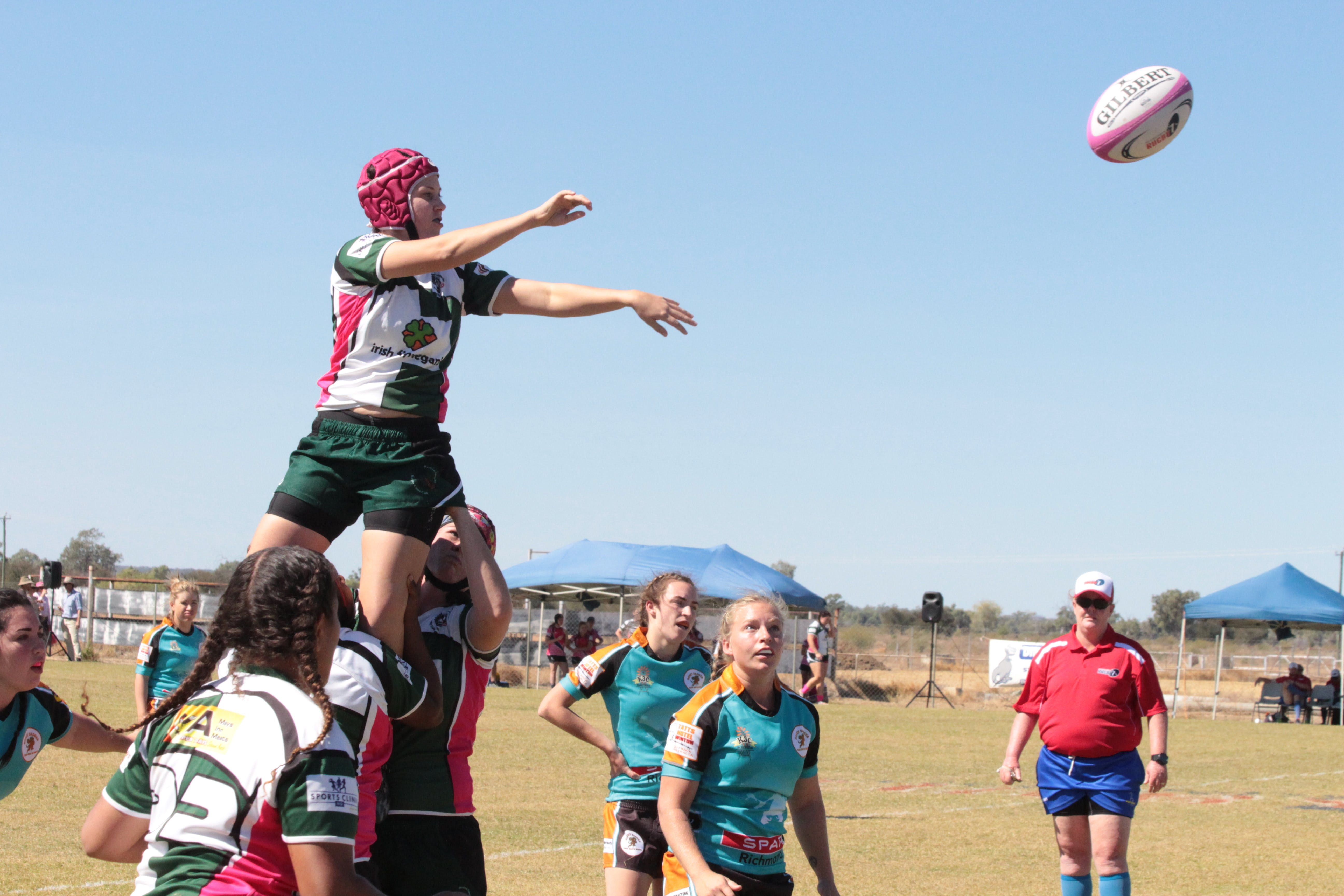 Hughenden Rugby 7's Carnival - QLD Tourism