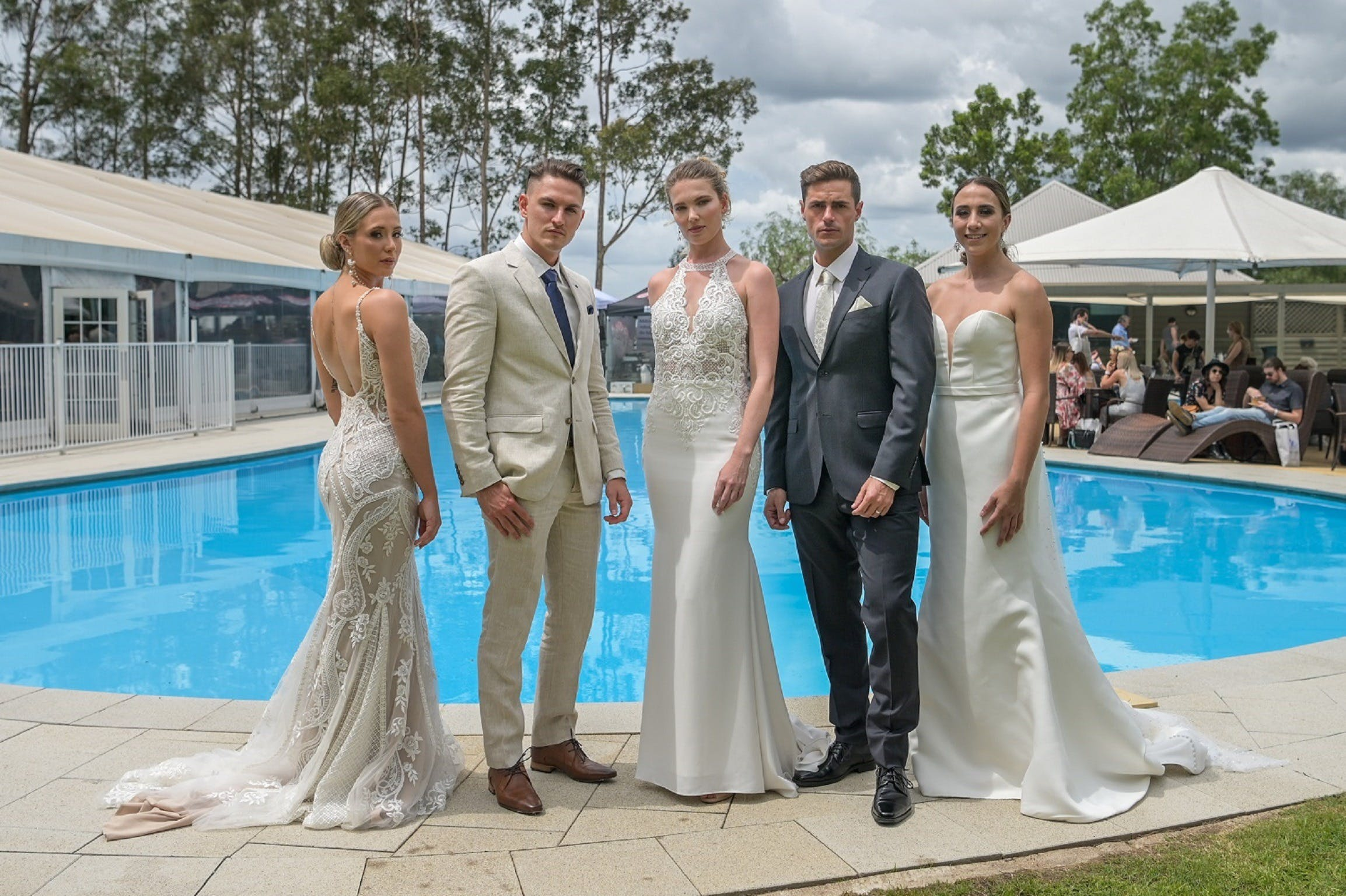 Hunter Events Wedding and Wine Festival - QLD Tourism