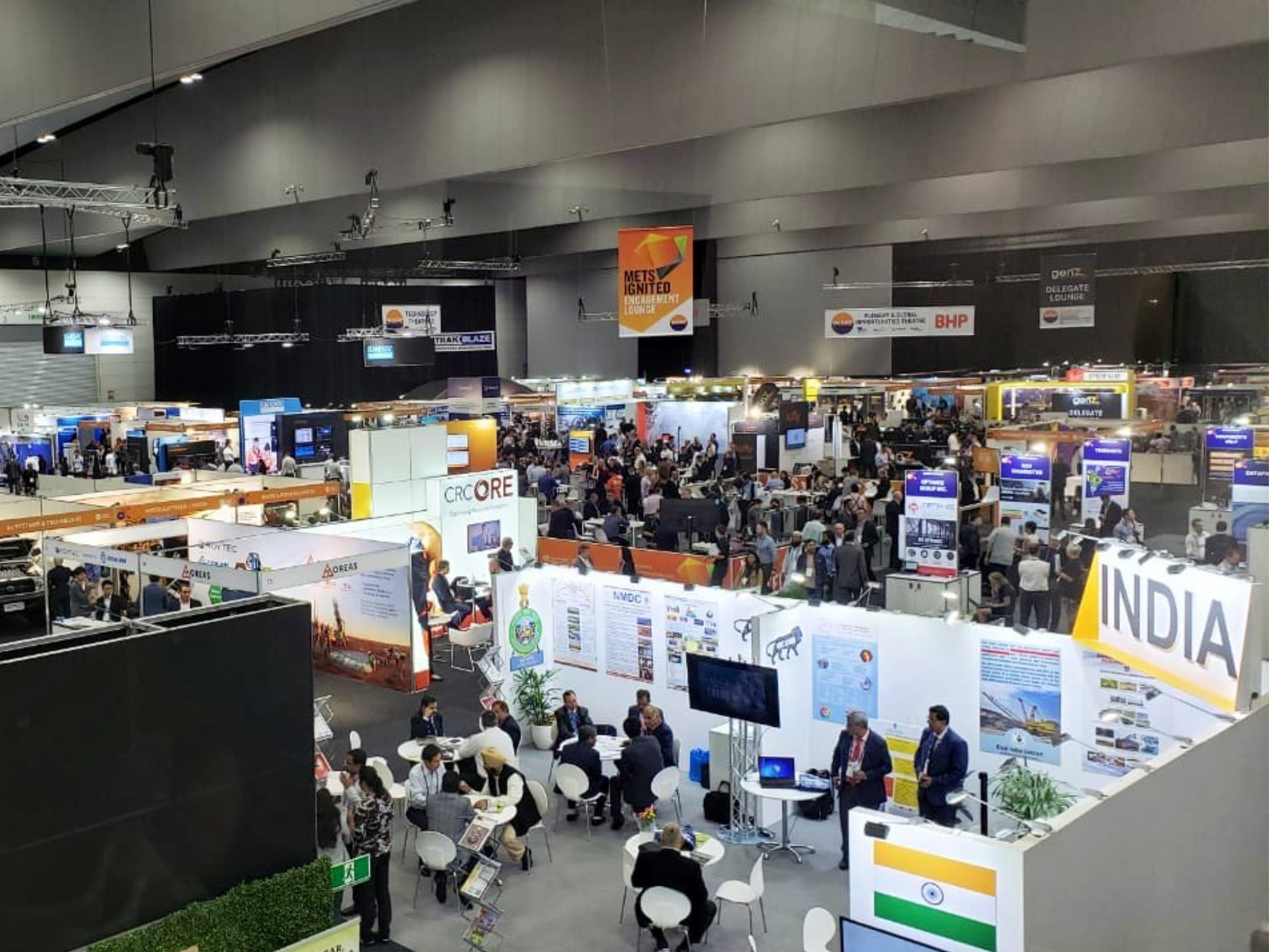 International Mining and Resources Conference IMARC - QLD Tourism