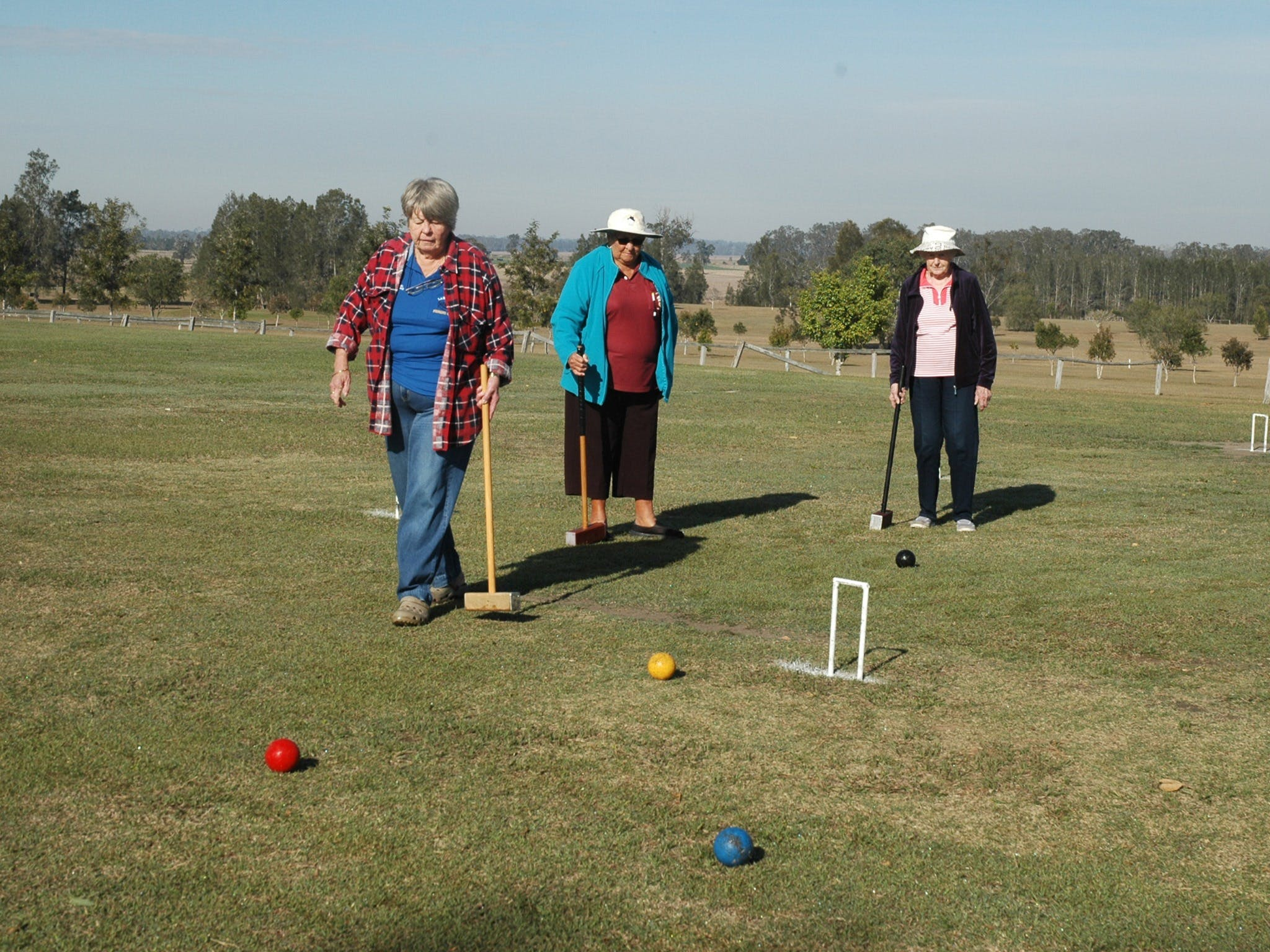 Lawrence Croquet Club - QLD Tourism