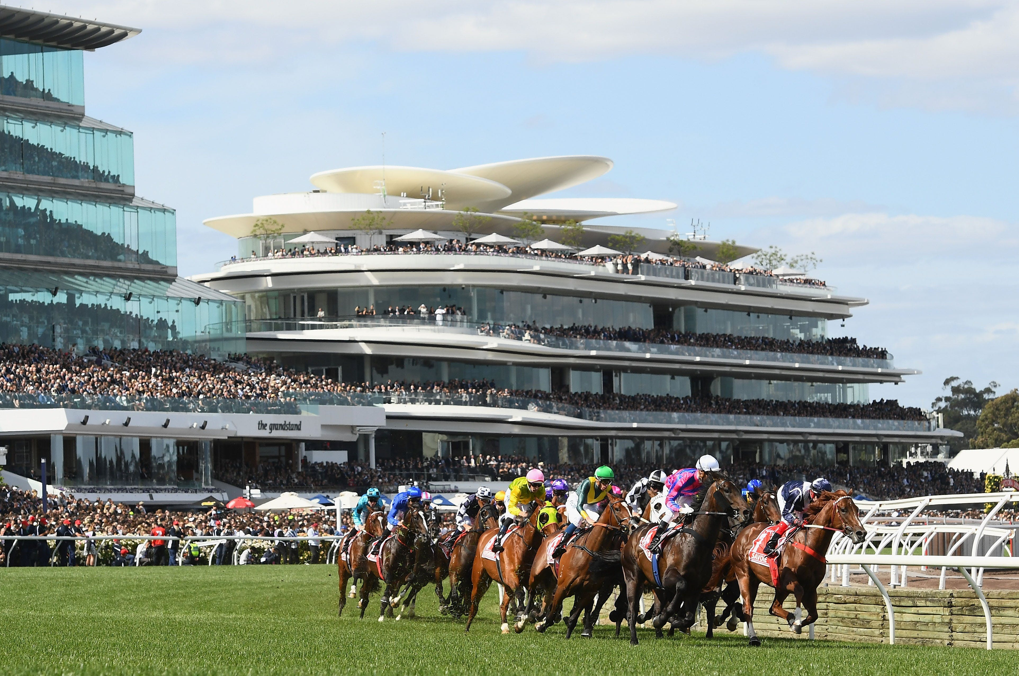 Melbourne Cup Carnival - QLD Tourism