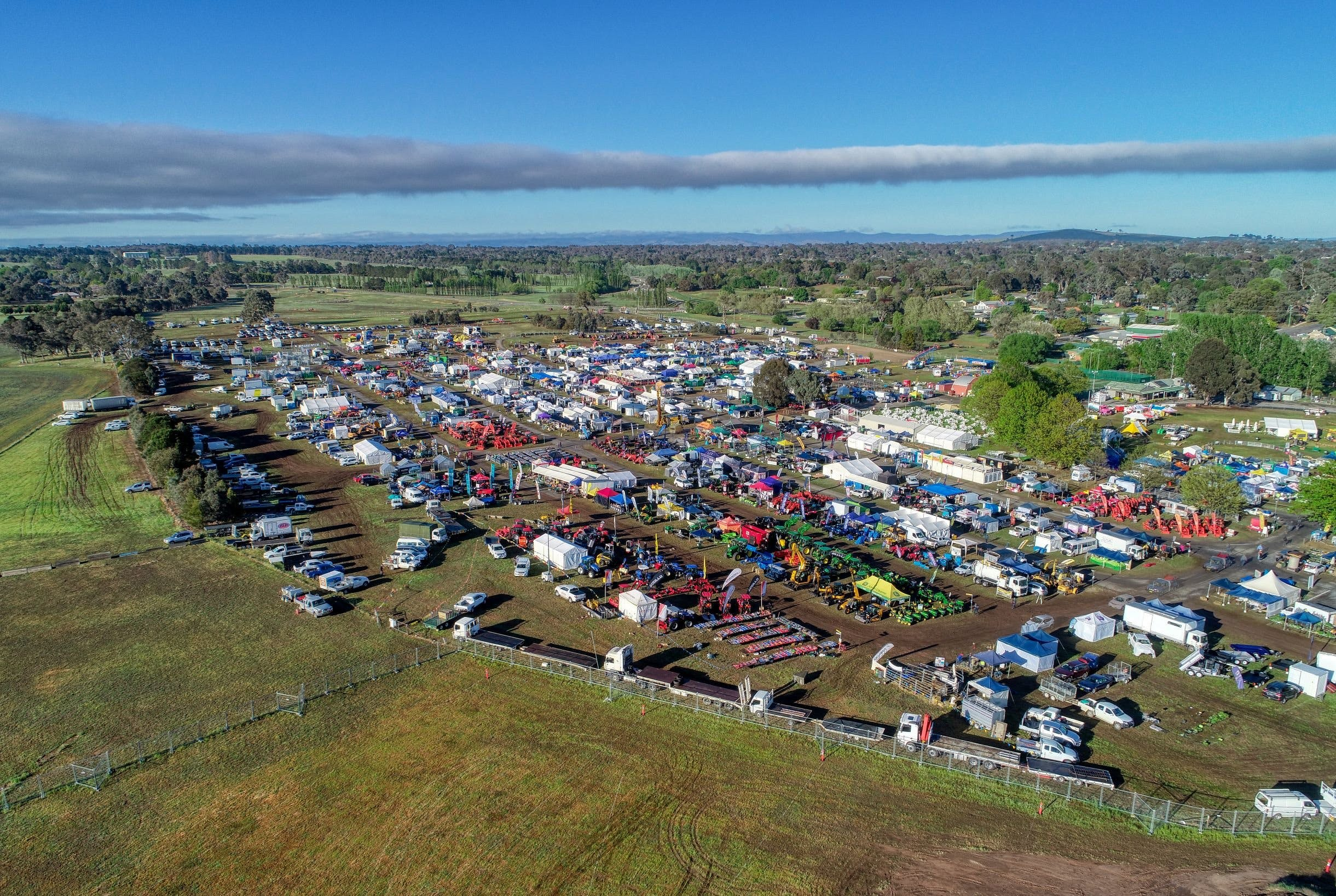 Murrumbateman Field Days - QLD Tourism