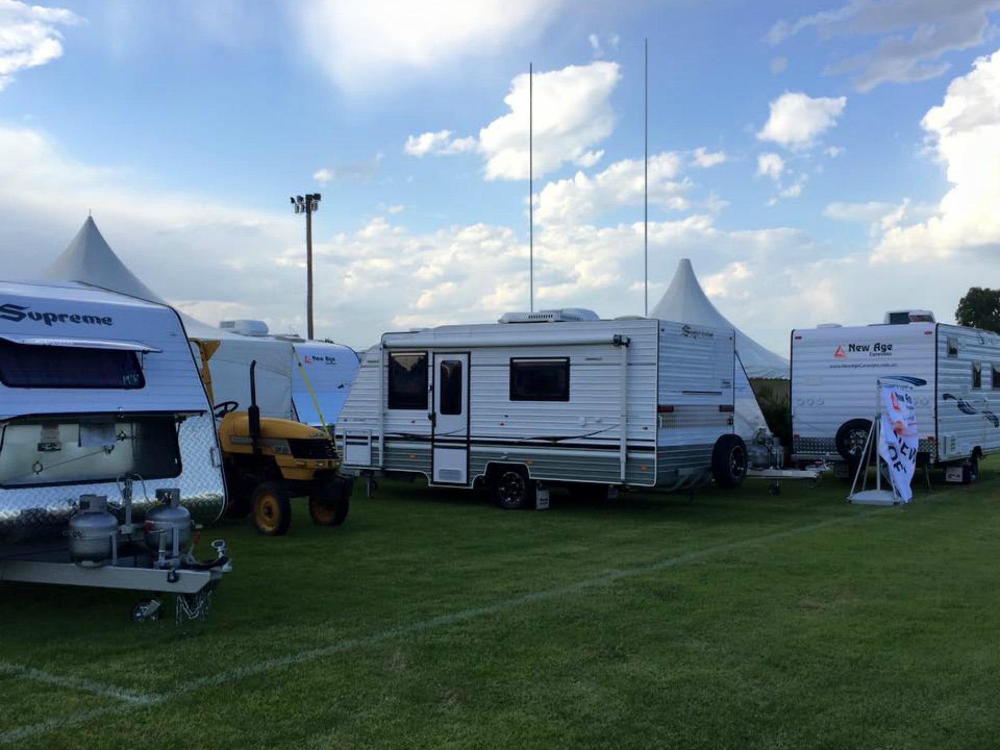 Northern Inland 4x4 Fishing Caravan and Camping Expo - QLD Tourism