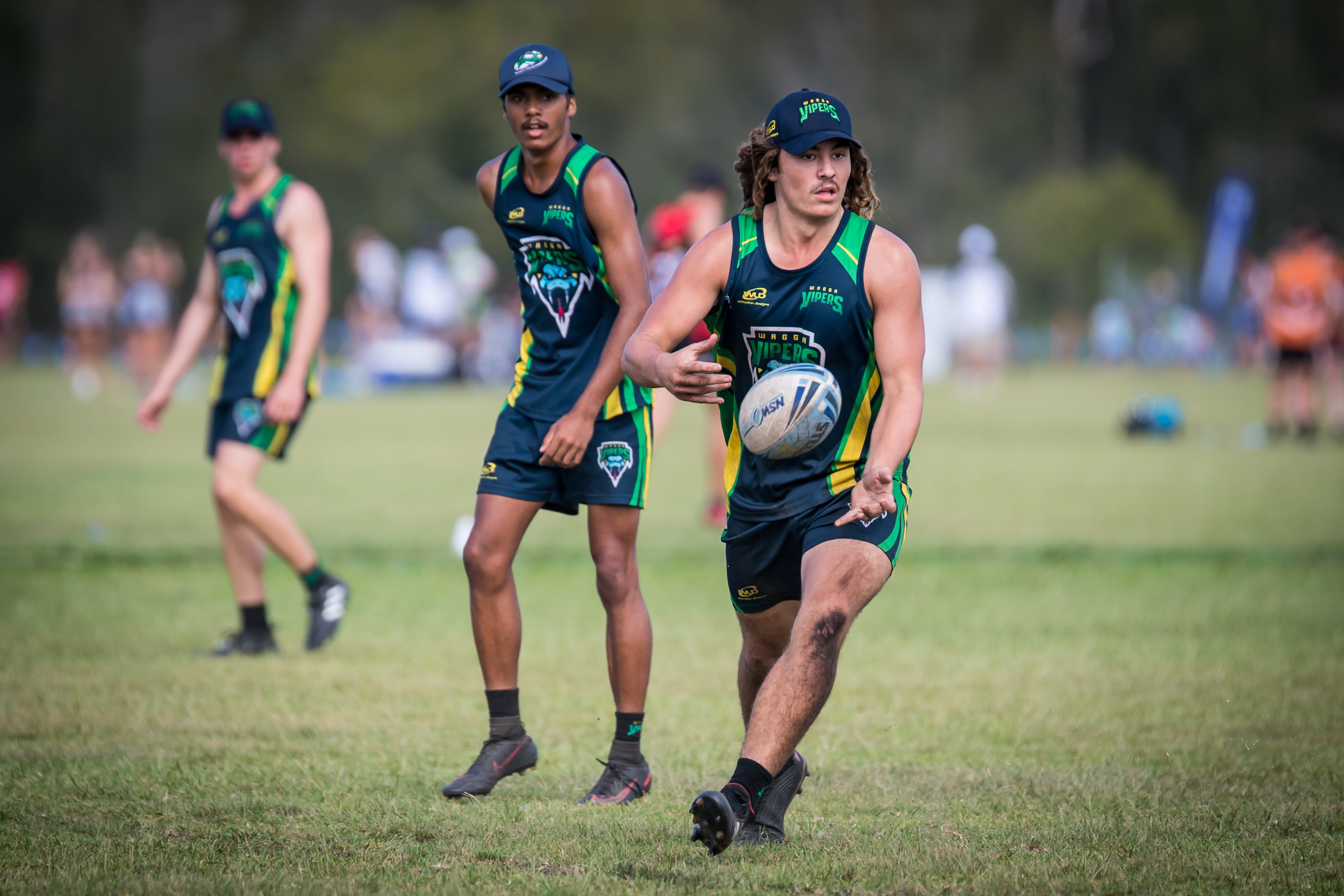 NSW Touch Junior State Cup Southern Conference - QLD Tourism
