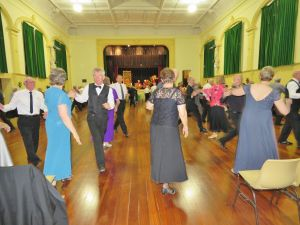 Old Style/New Vogue Dance Wallaroo - QLD Tourism