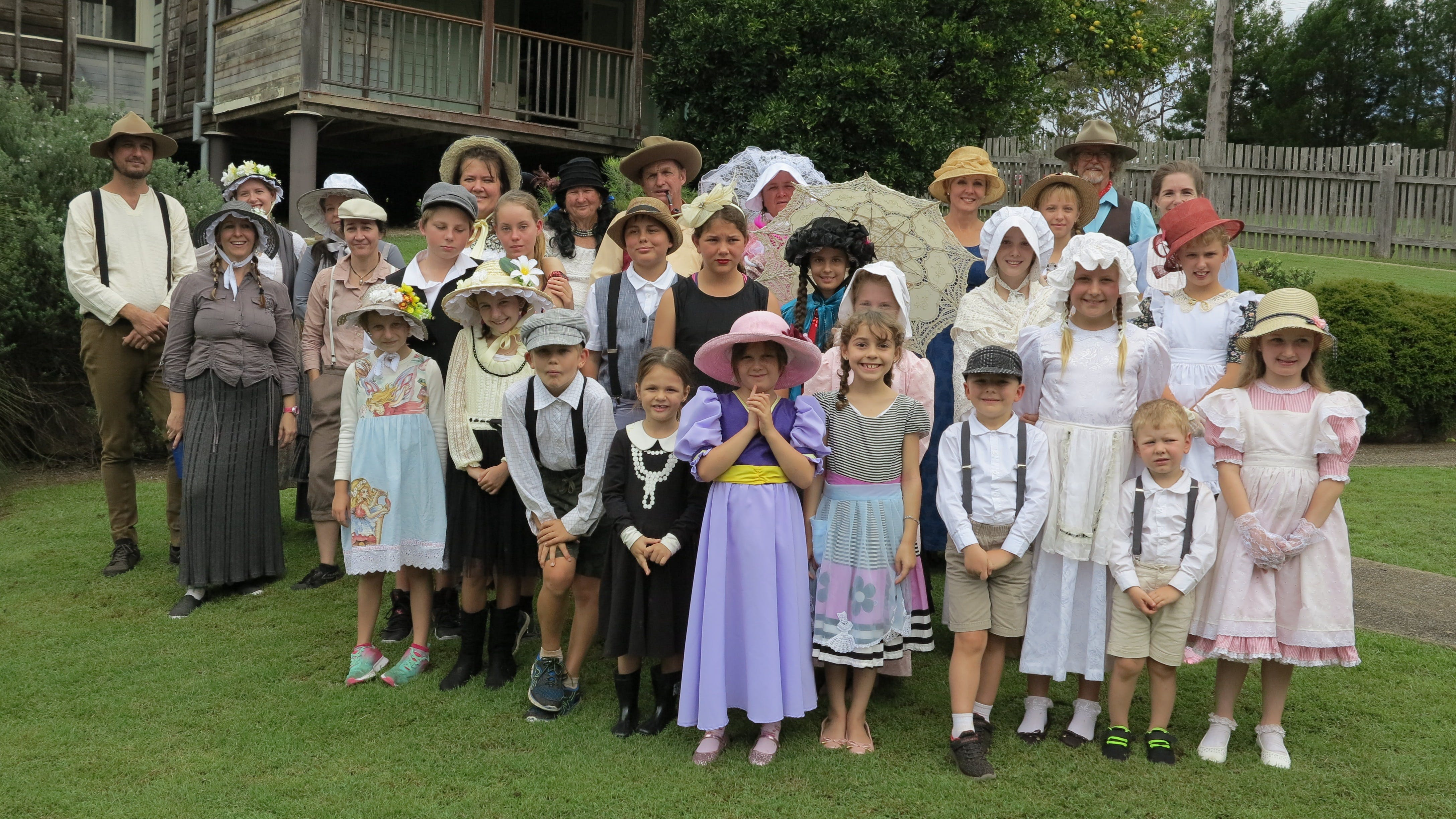 Pioneer Weekend - QLD Tourism