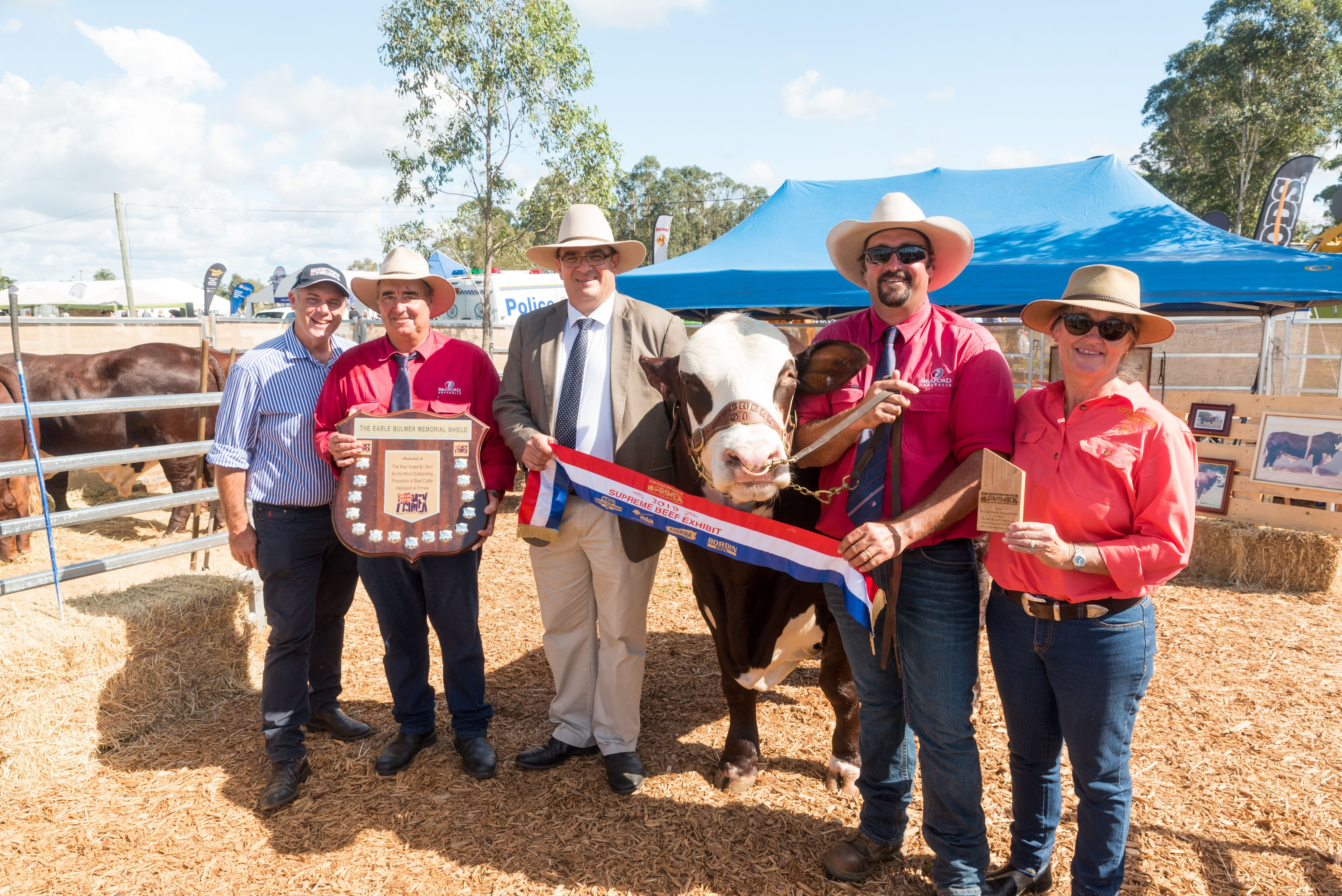 Primex Field Days - QLD Tourism