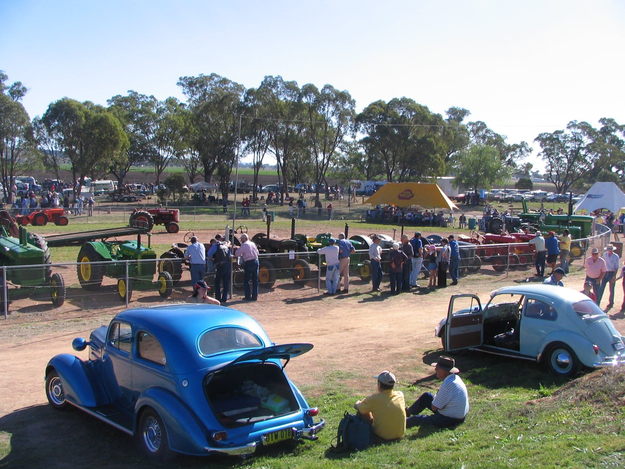 Quirindi Rural Heritage Village - Vintage Machinery and Miniature Railway Rally and Swap Meet - QLD Tourism