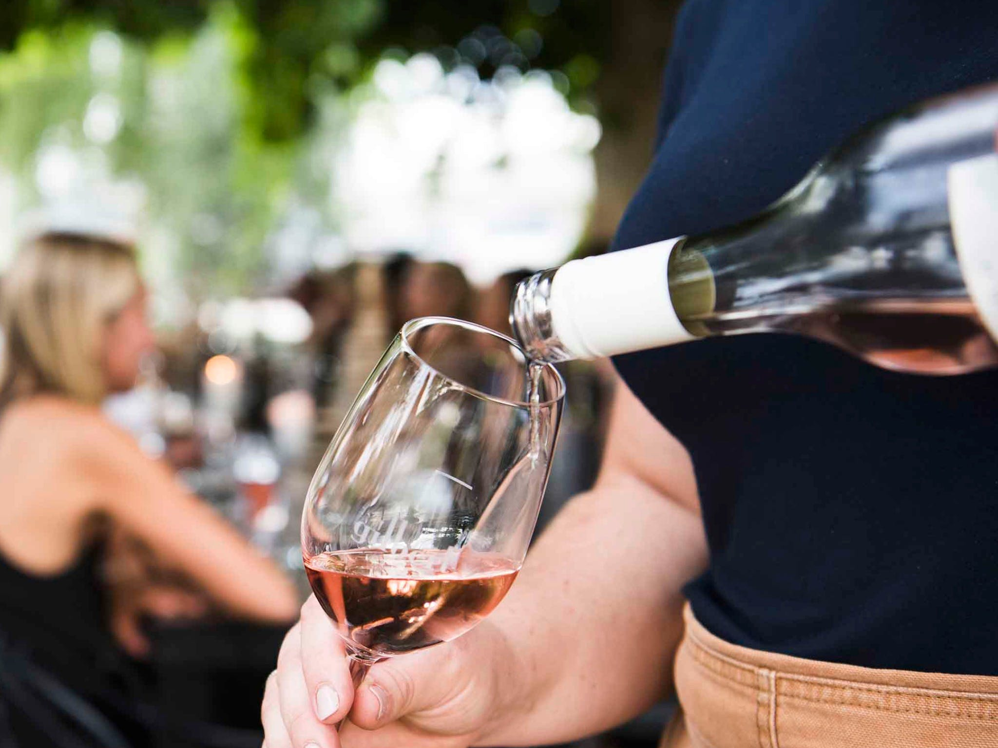 Saturday Wine Masterclass - QLD Tourism