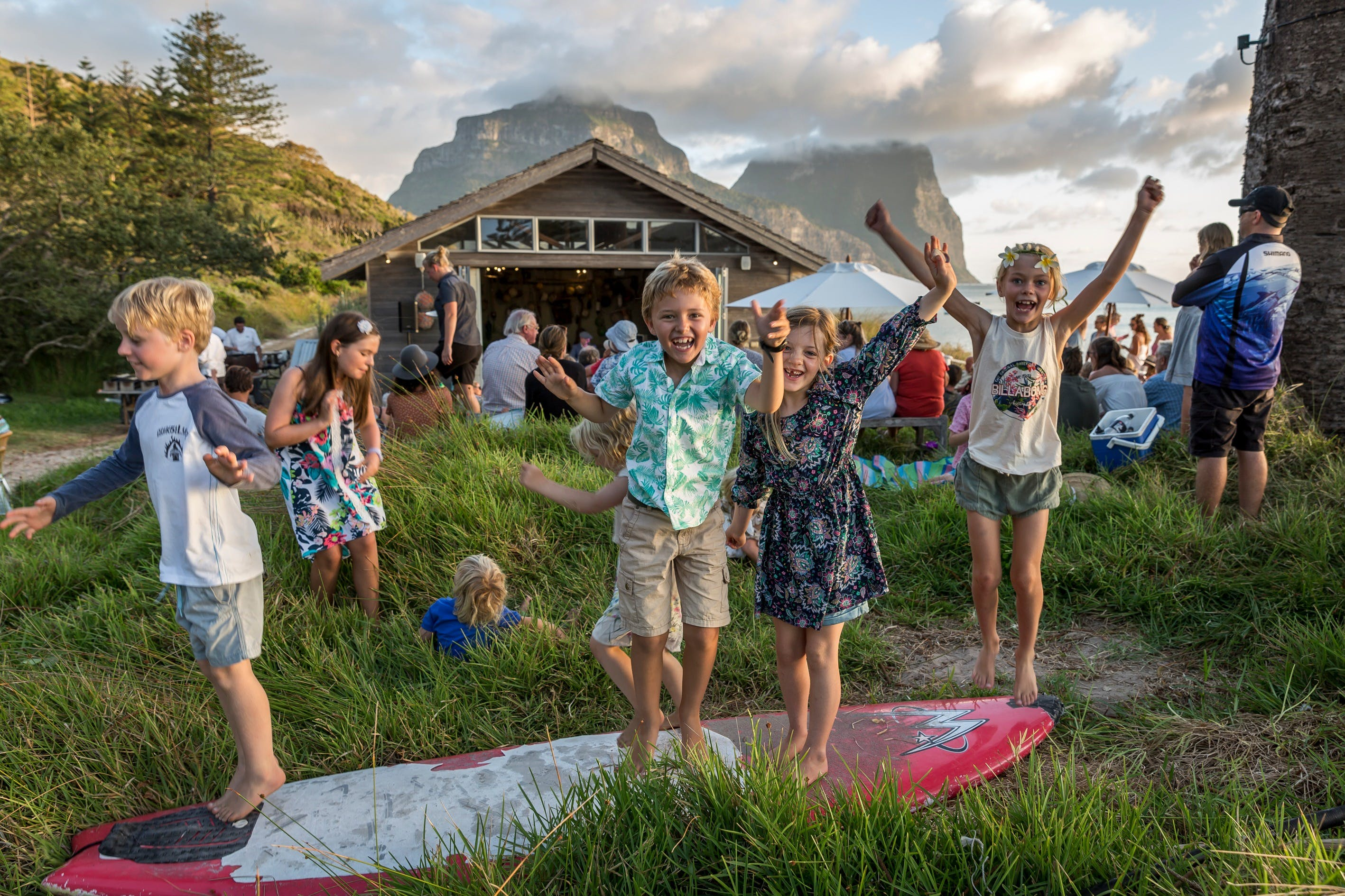Spring Festival of Lord Howe Island - QLD Tourism