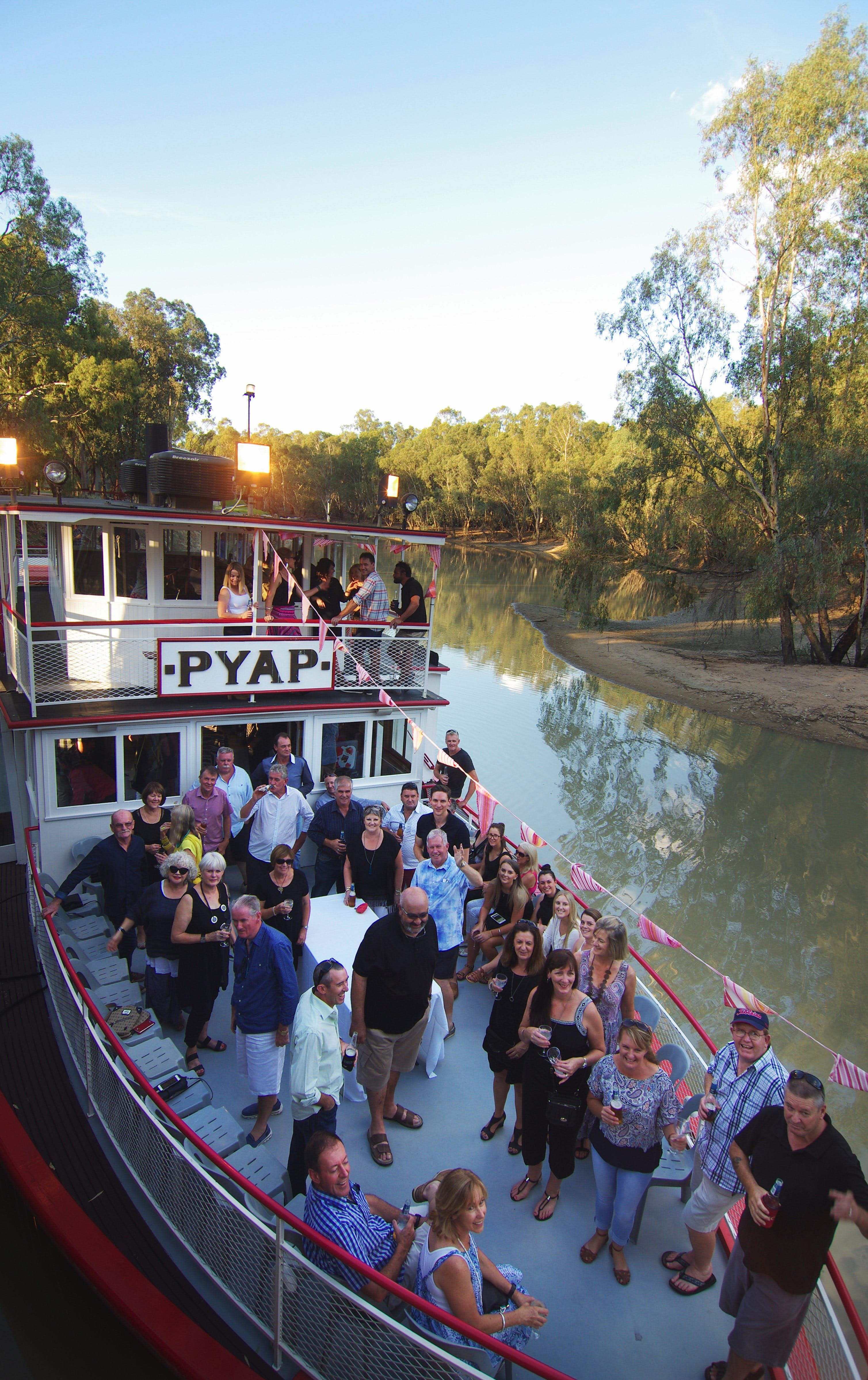 Swan Hill Region Food and Wine Festival Cruise - QLD Tourism