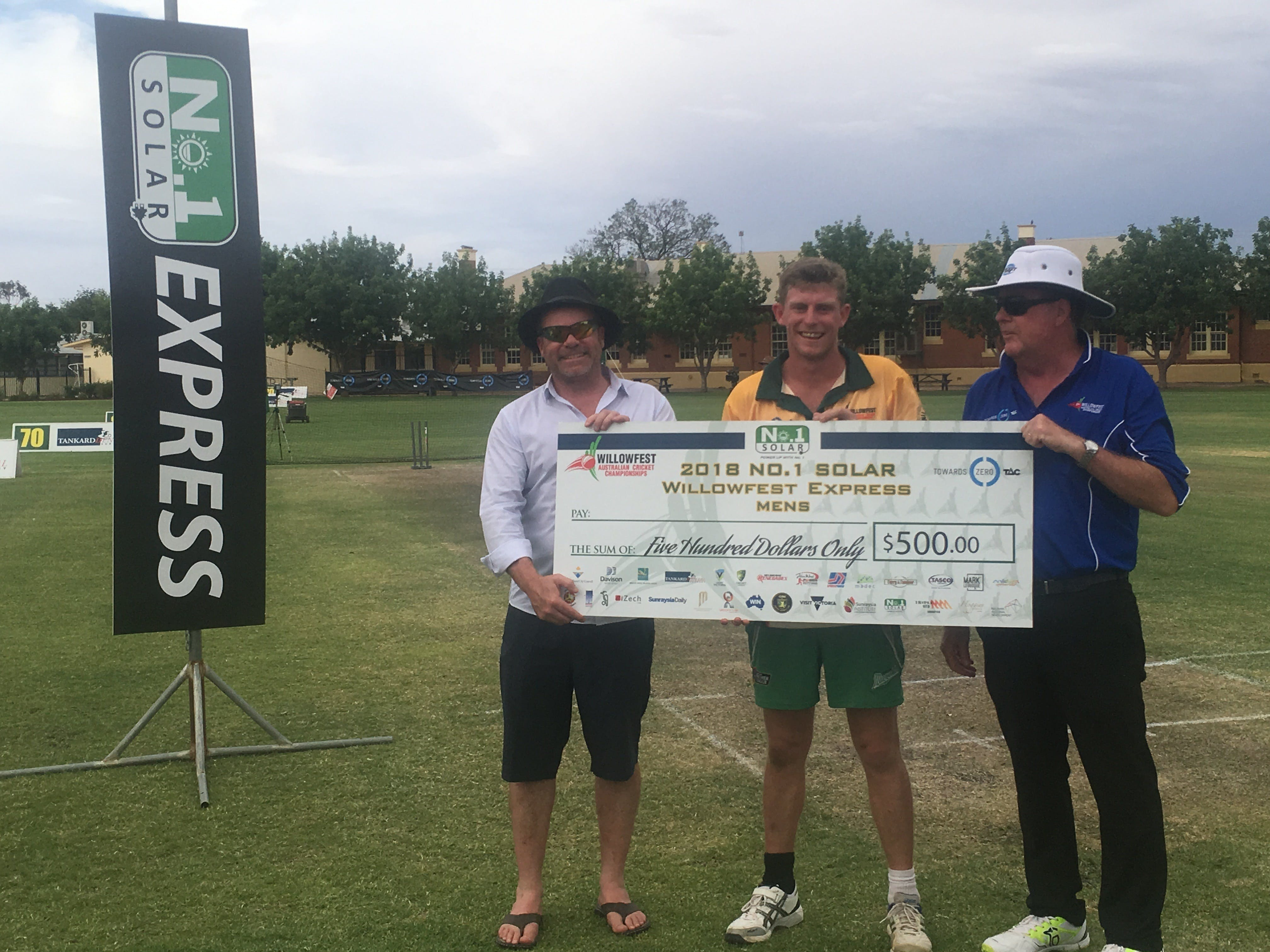 Willowfest Australian Cricket Championships Presentation Dinner - QLD Tourism