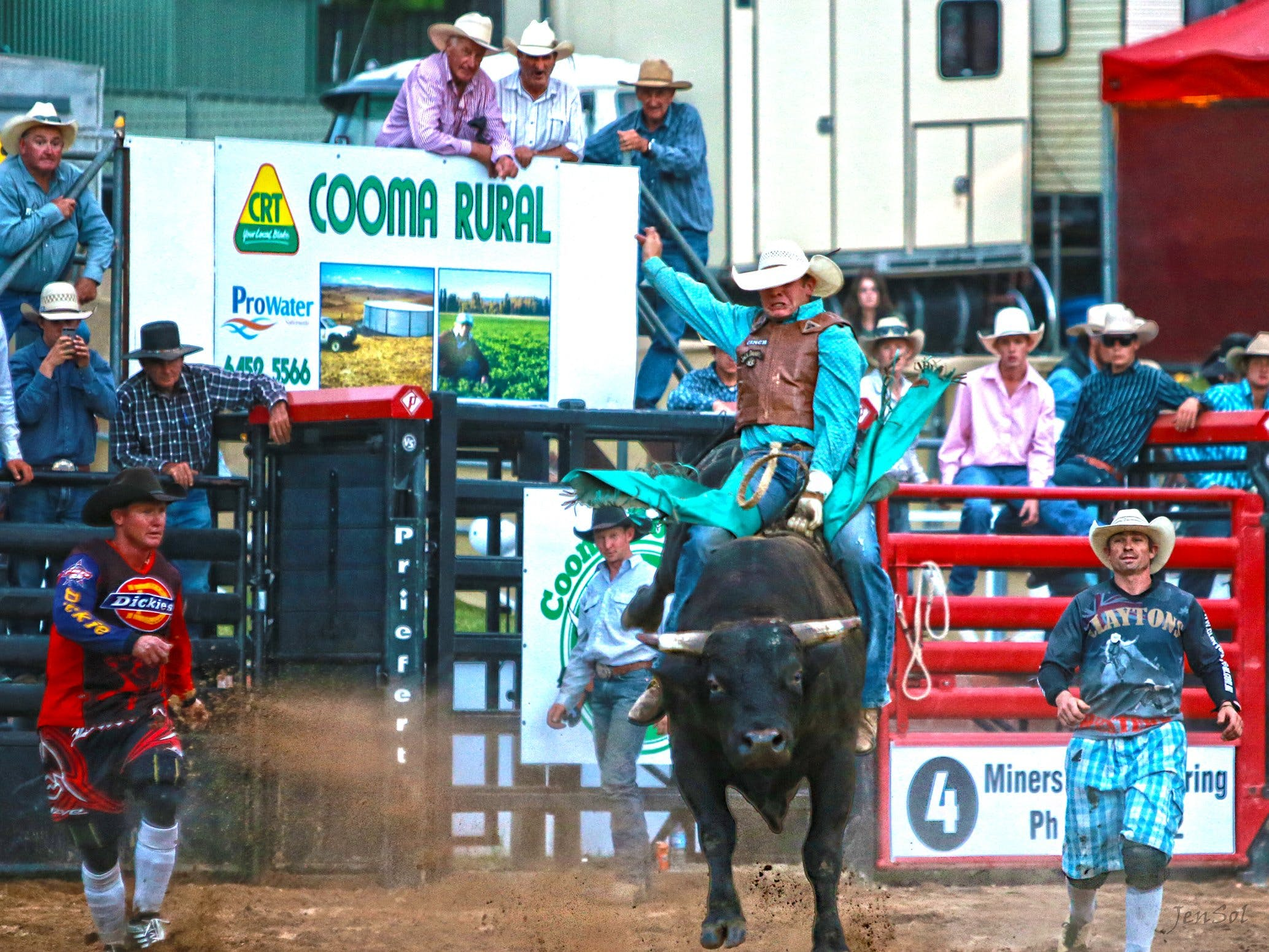 AgriWest Cooma Rodeo - QLD Tourism