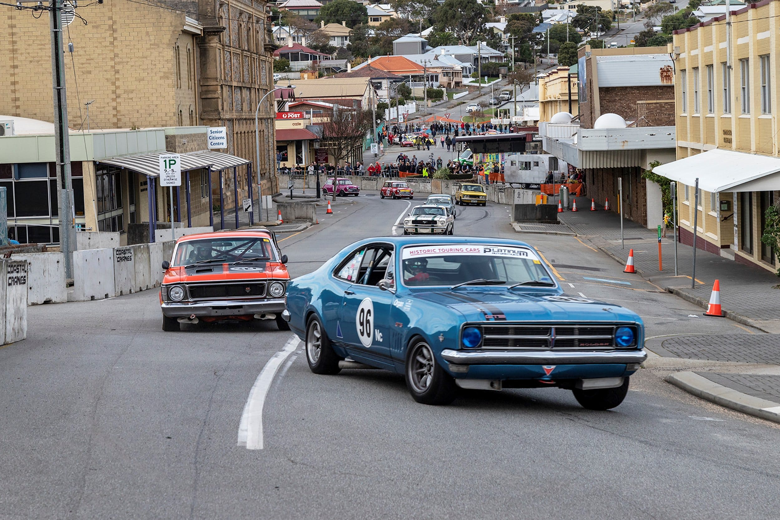 Albany Classic Motor Event - Around the Houses - QLD Tourism