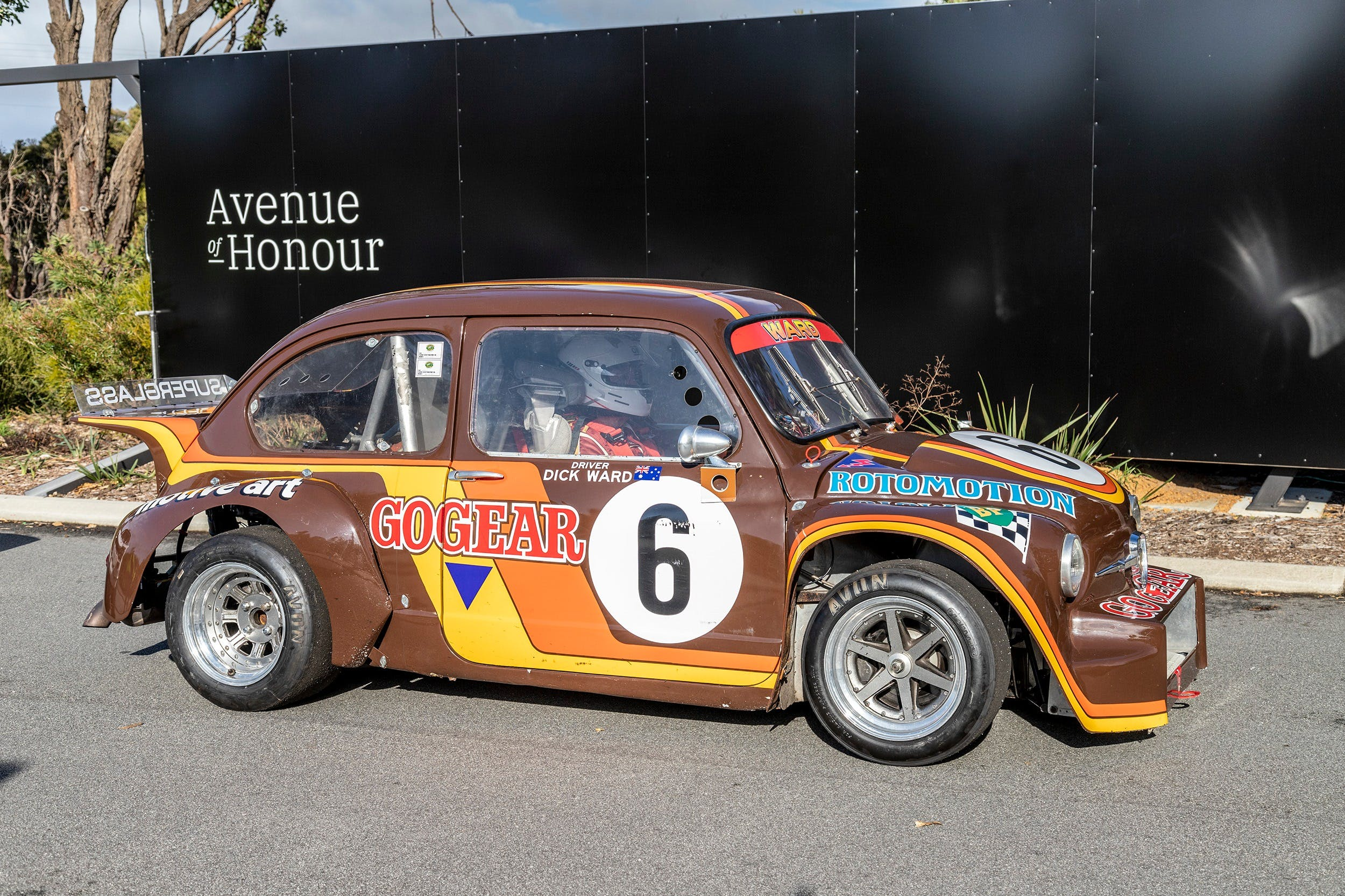 Albany Classic Motor Event - Mount Clarence Hill Climb - QLD Tourism