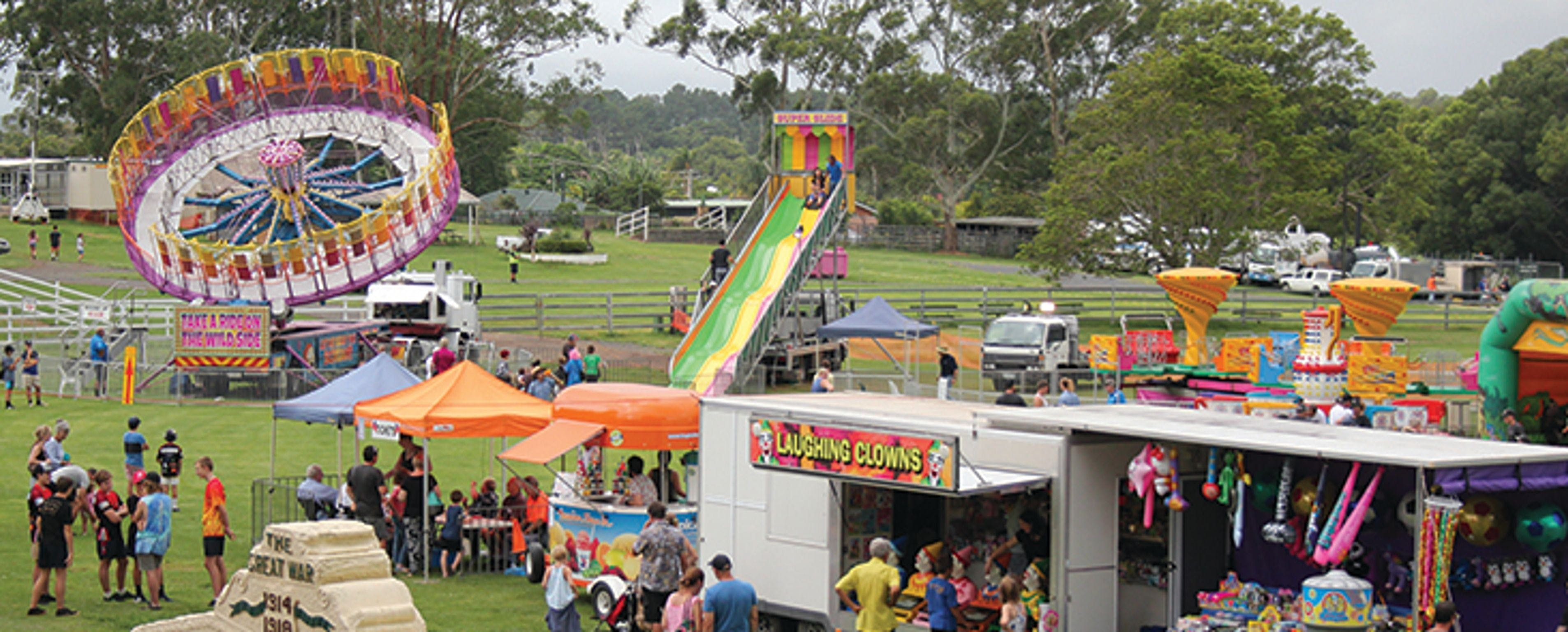 Alstonville Agricultural Society Show - QLD Tourism