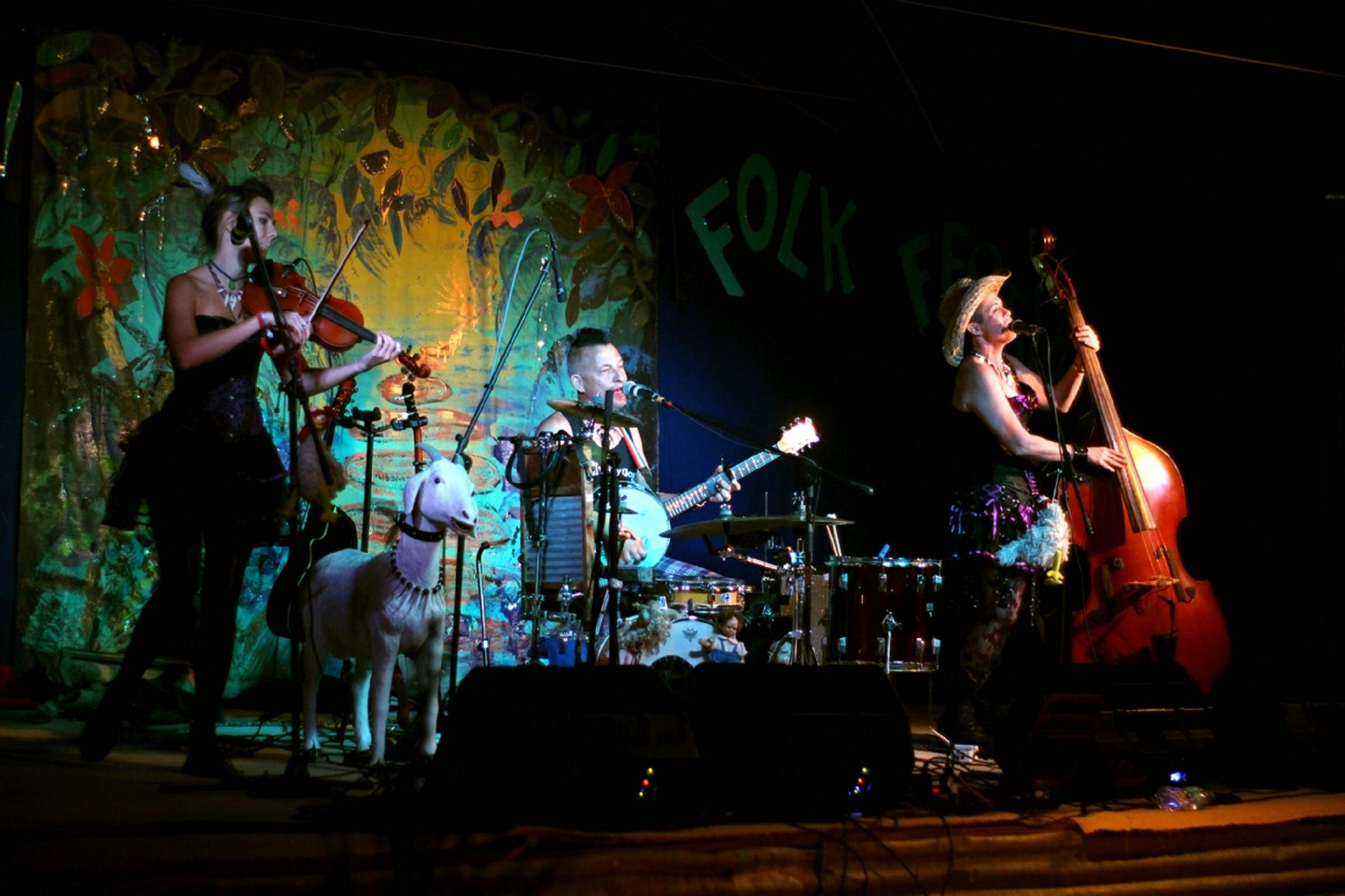 Bony Mountain Folk Festival - QLD Tourism