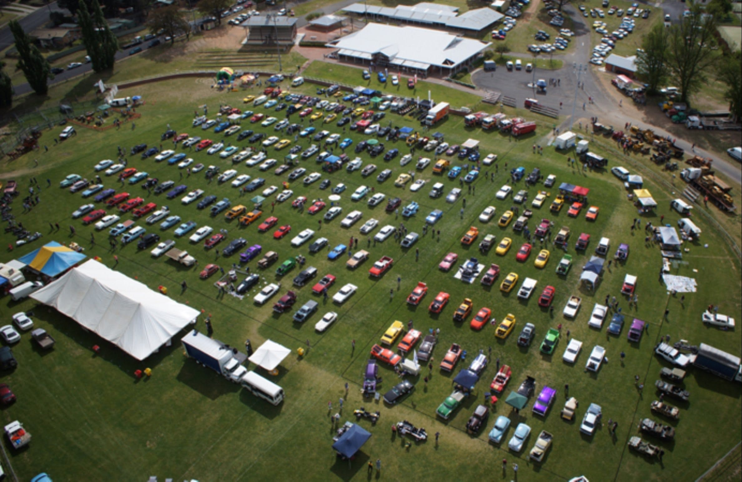 Cooma Motorfest - QLD Tourism