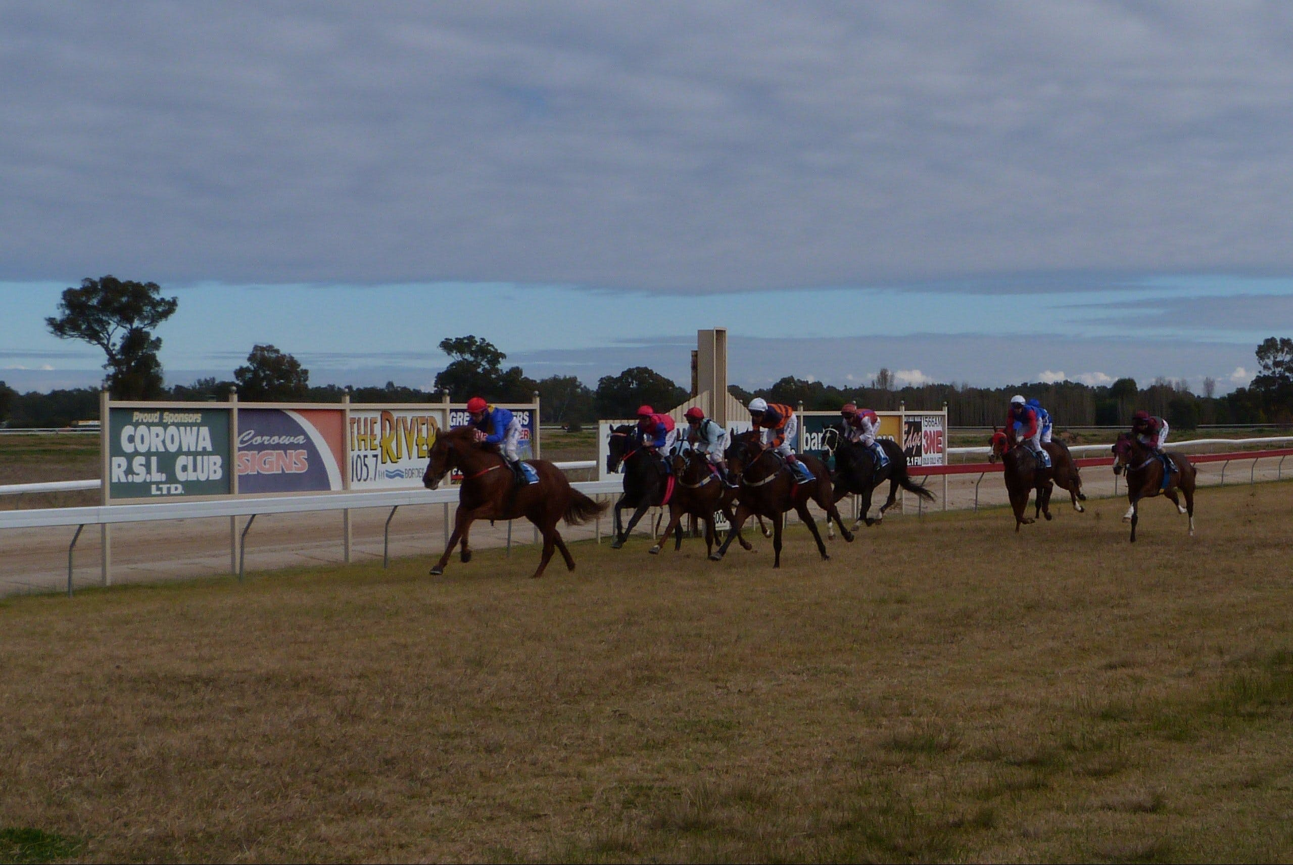 Corowa Horseraces - QLD Tourism