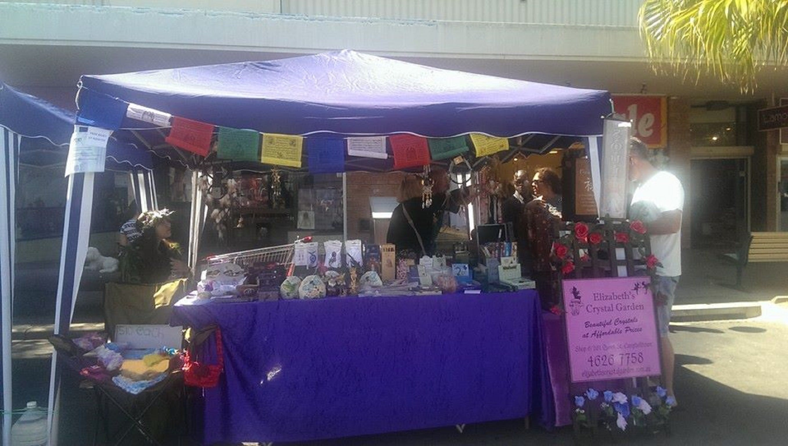 Courtyard Monthly Market - QLD Tourism
