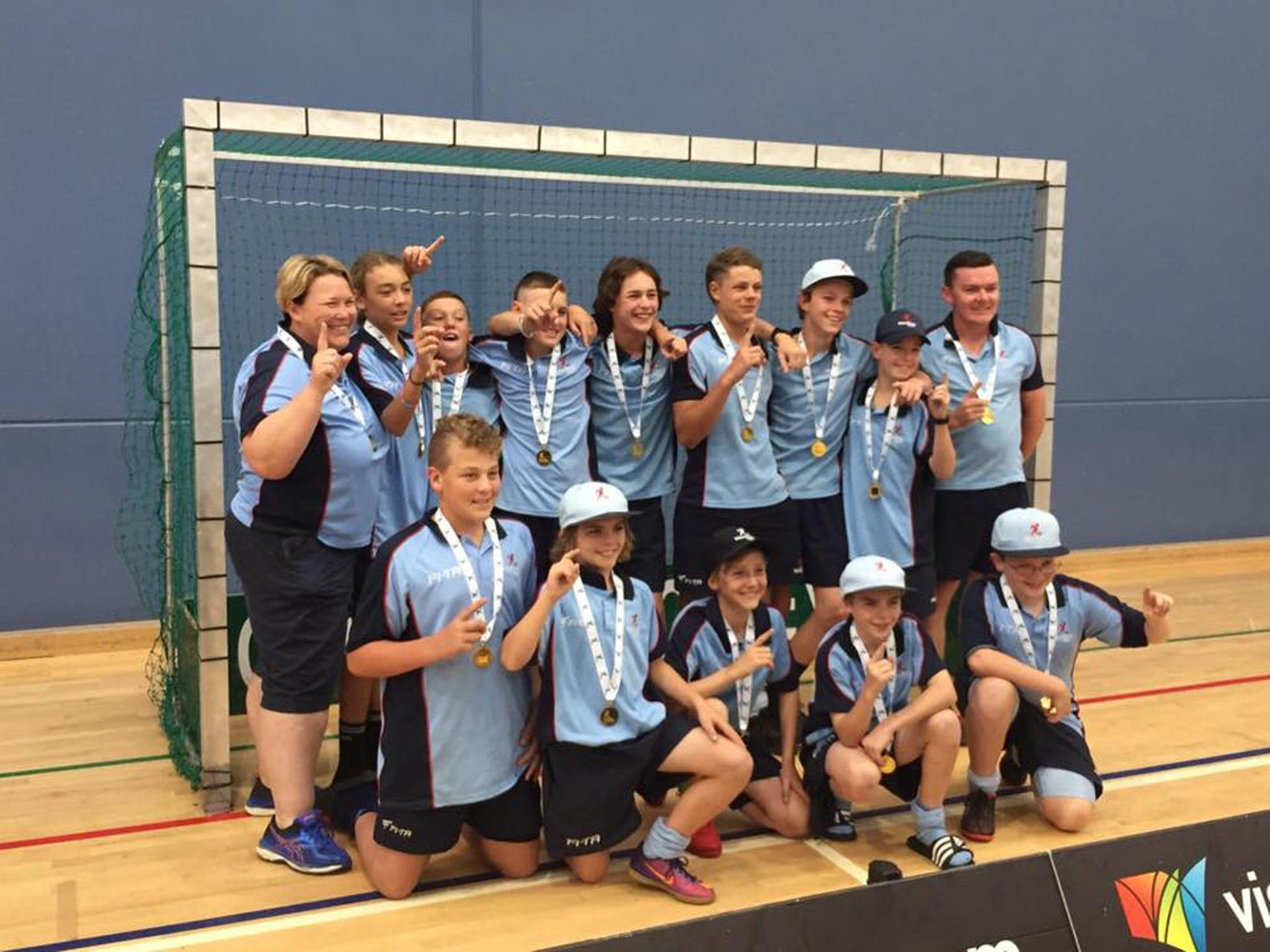 Hockey NSW Indoor State Championship  Under 18 Boys - QLD Tourism