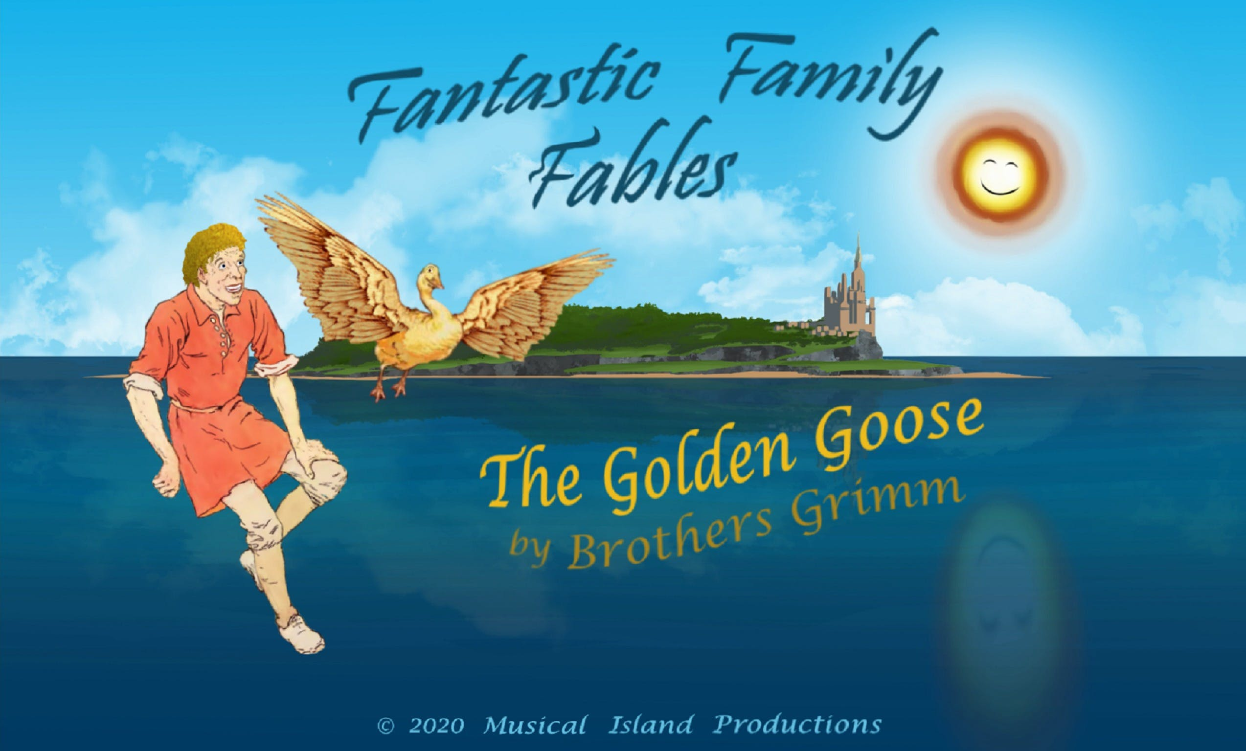 Kids Theatre Online at Home -  Family Fables Hour - QLD Tourism