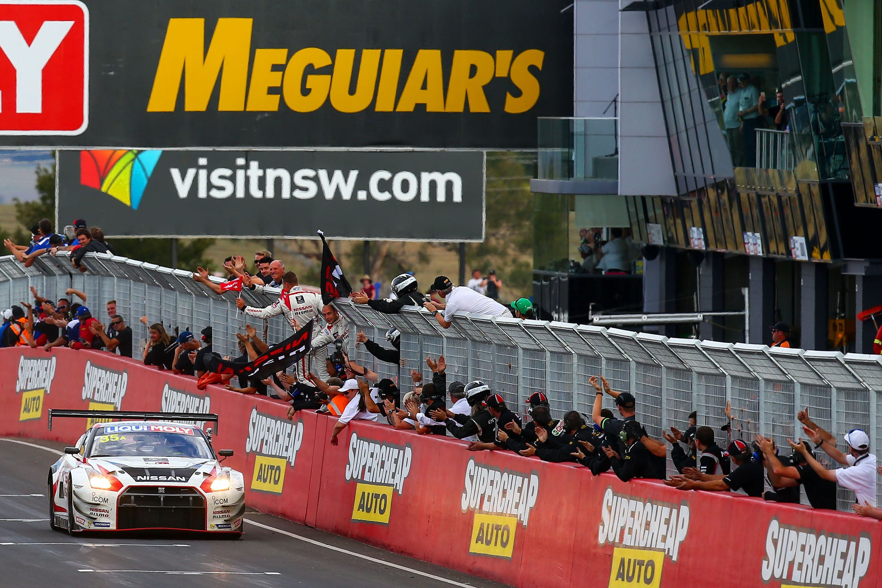 Liqui-Moly Bathurst 12 Hour - QLD Tourism