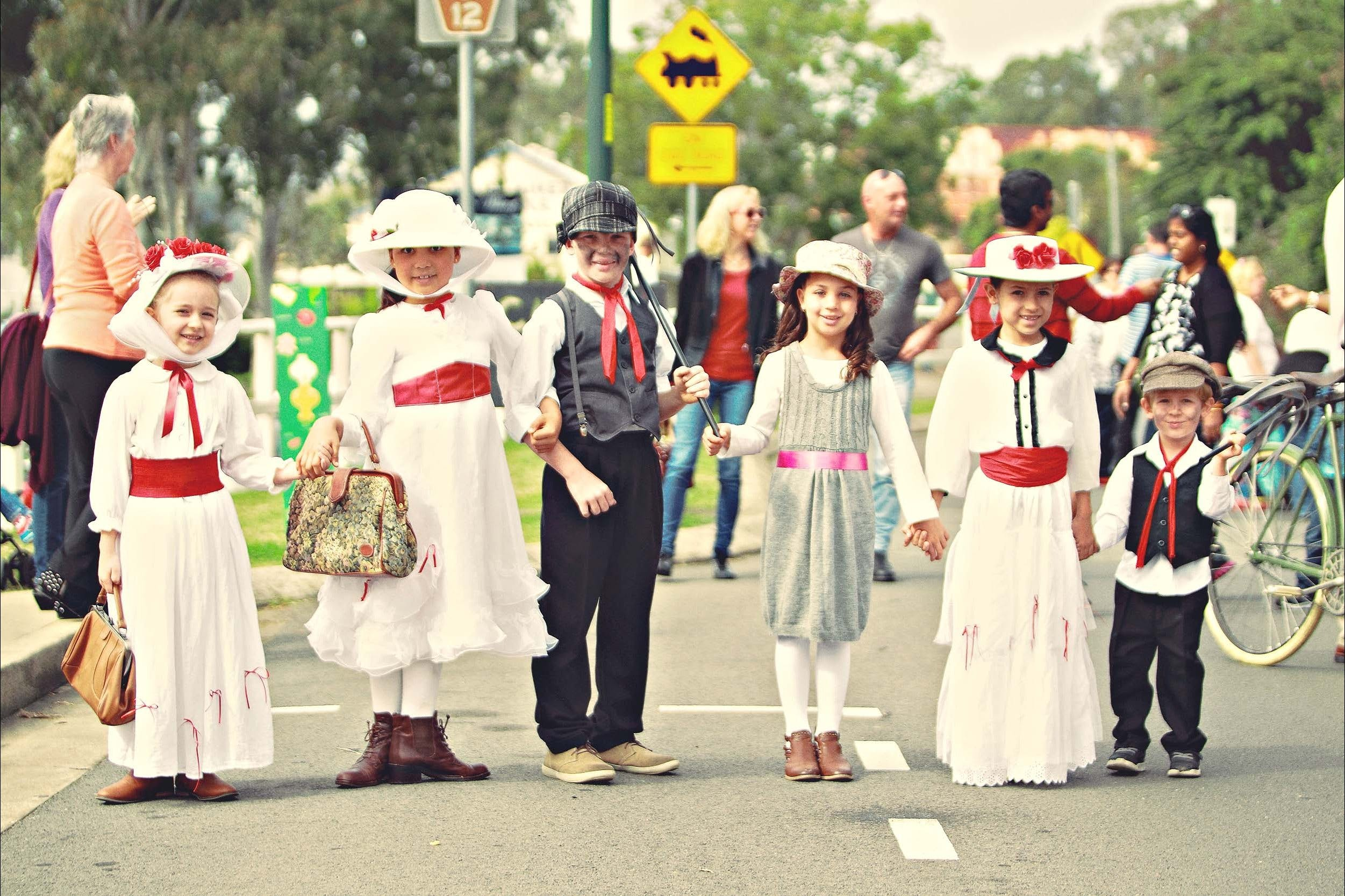 Mary Poppins Festival - QLD Tourism