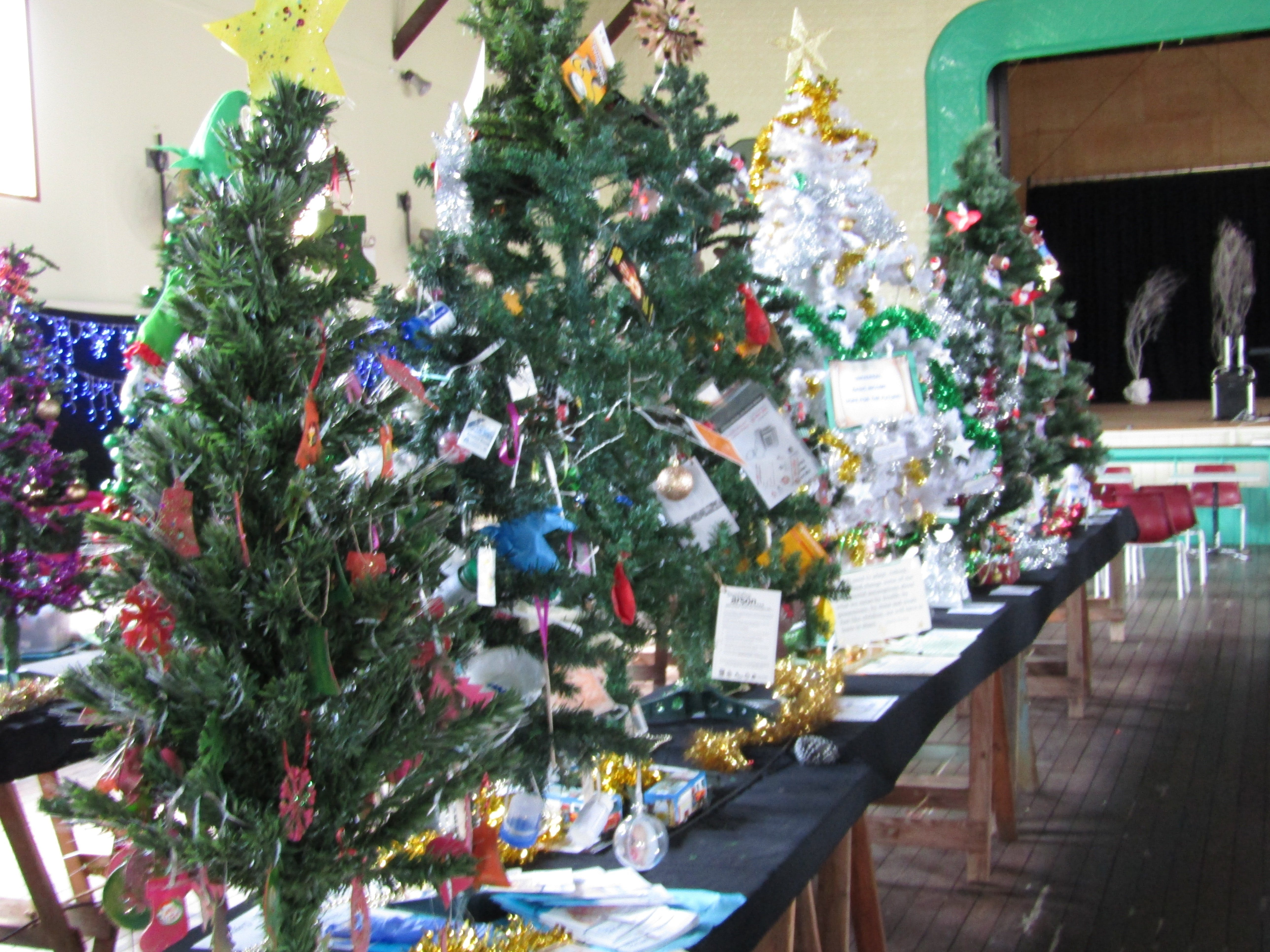 Mount Morgan Christmas Tree Festival - QLD Tourism