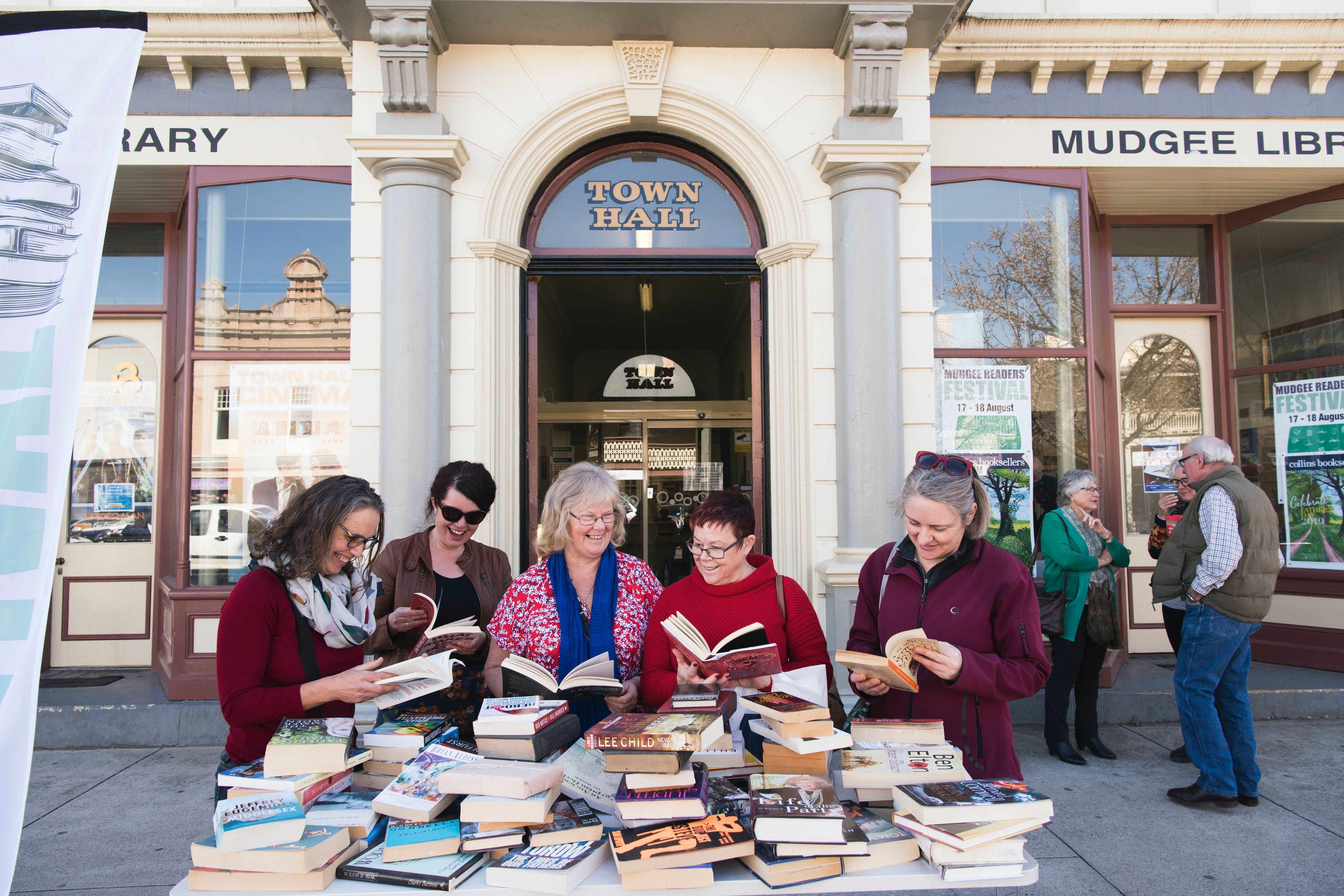 Mudgee Readers' Festival - QLD Tourism