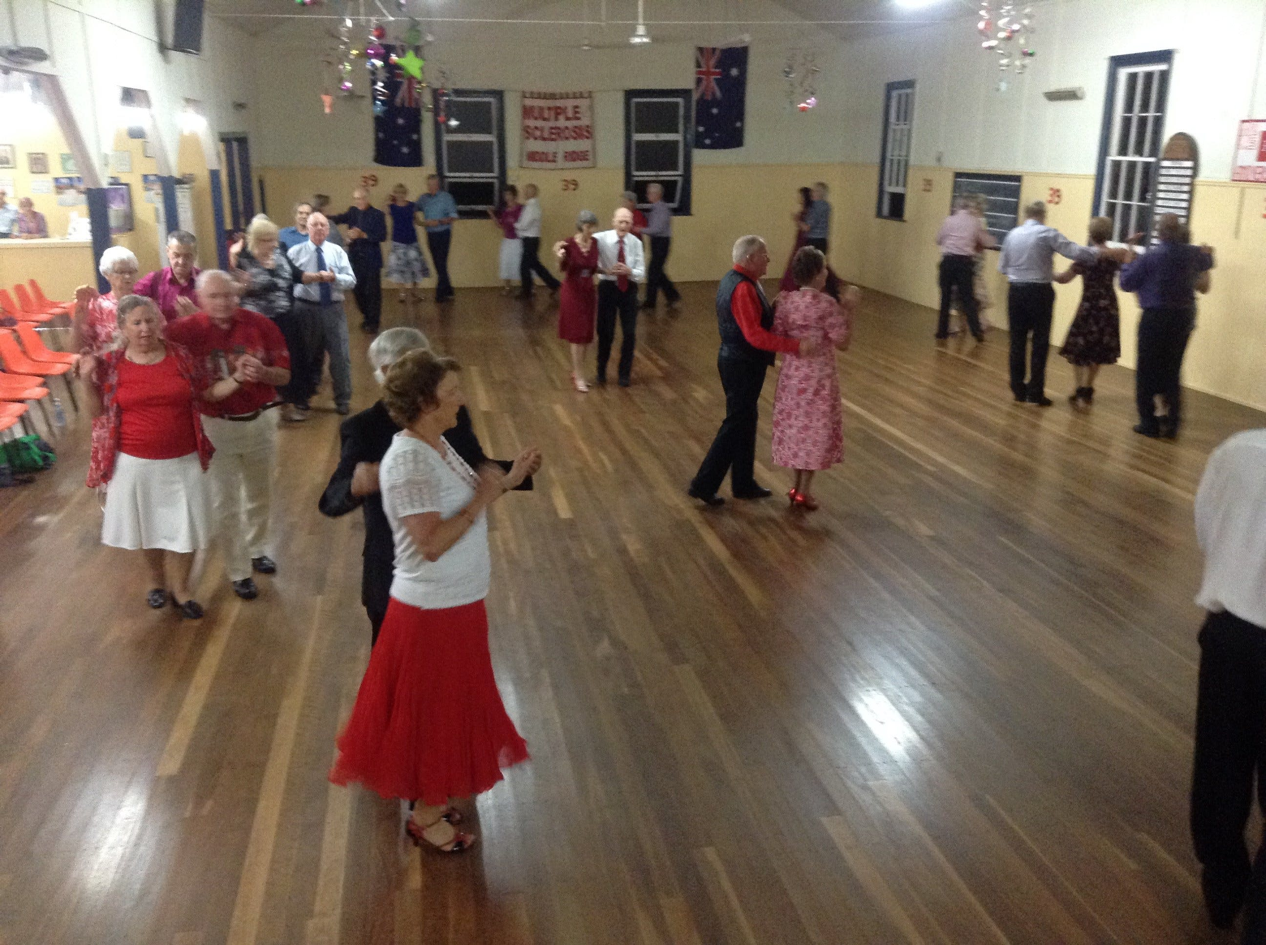 Old Time Dance - QLD Tourism