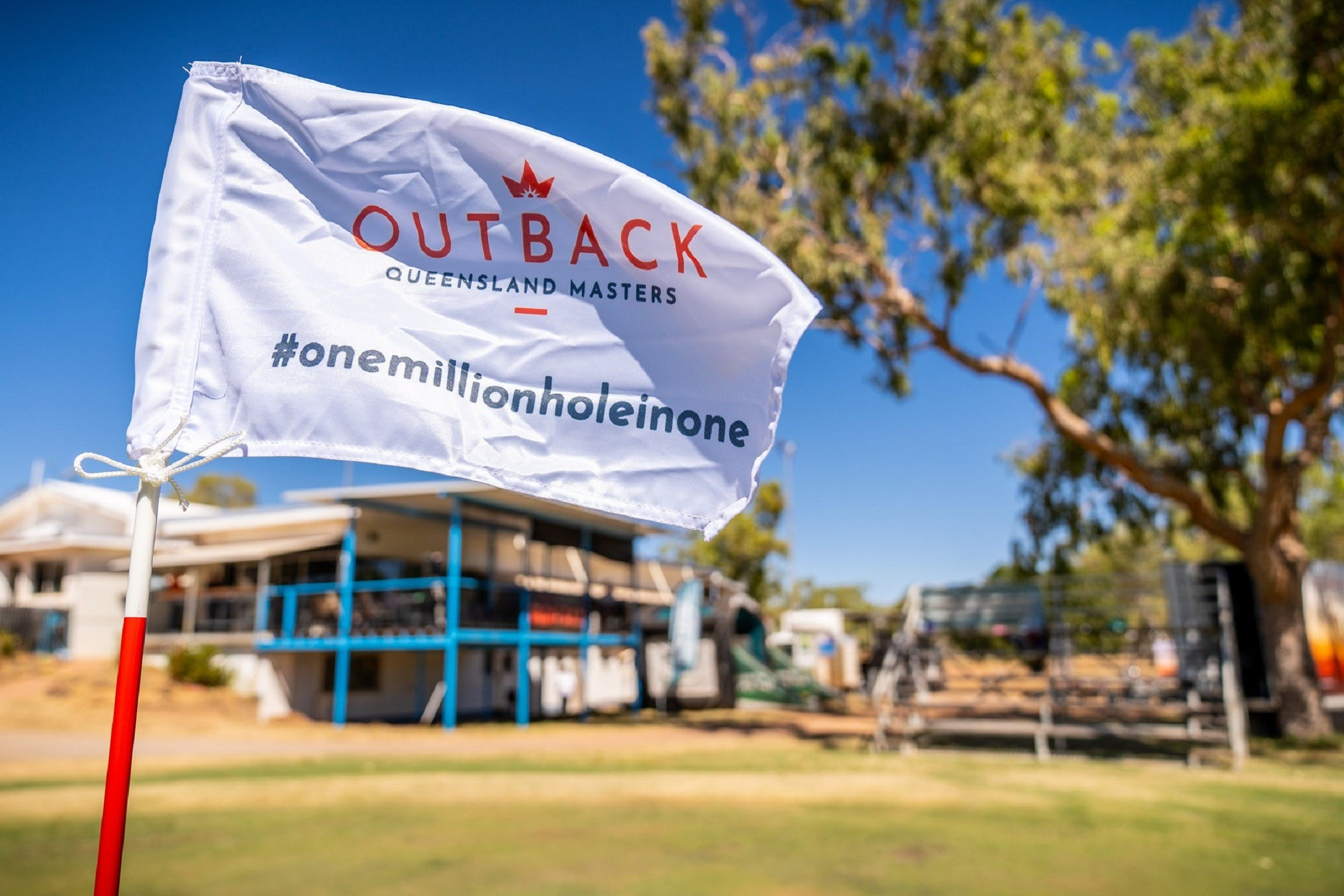 Outback Queensland Masters Charleville Leg 2021 - QLD Tourism