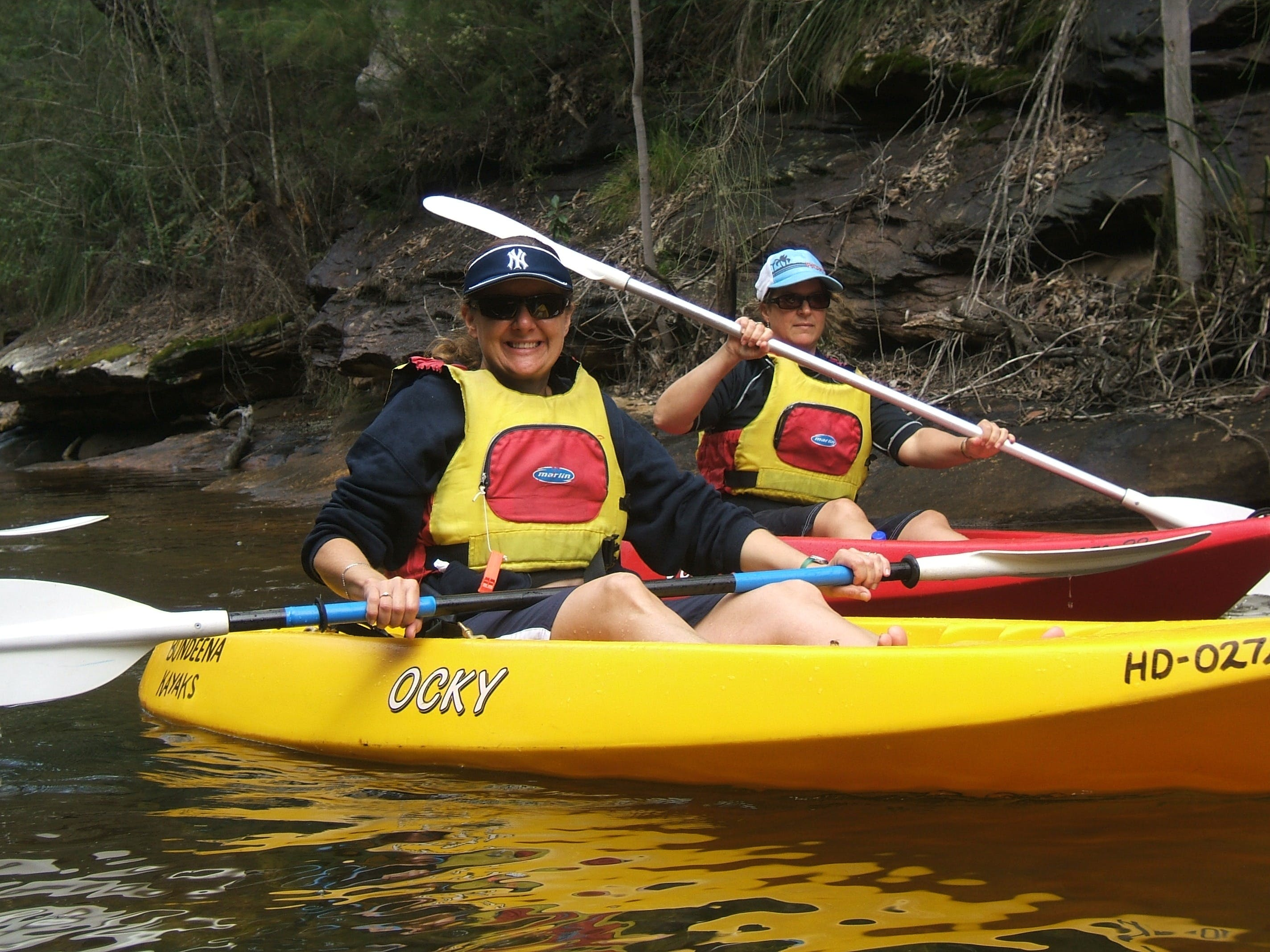 Social Kayaking Session - QLD Tourism