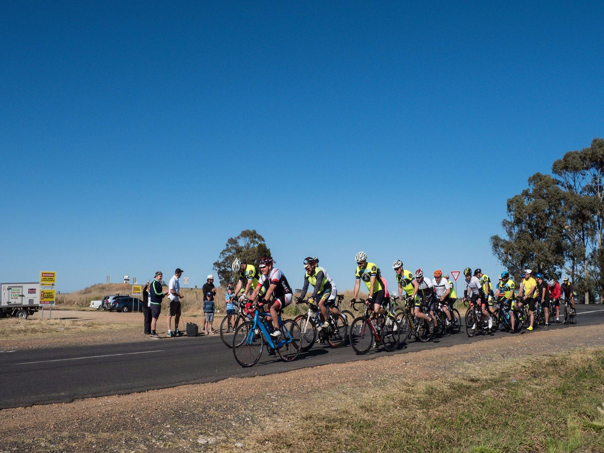 The Landmark Killarney Bike Classic - QLD Tourism