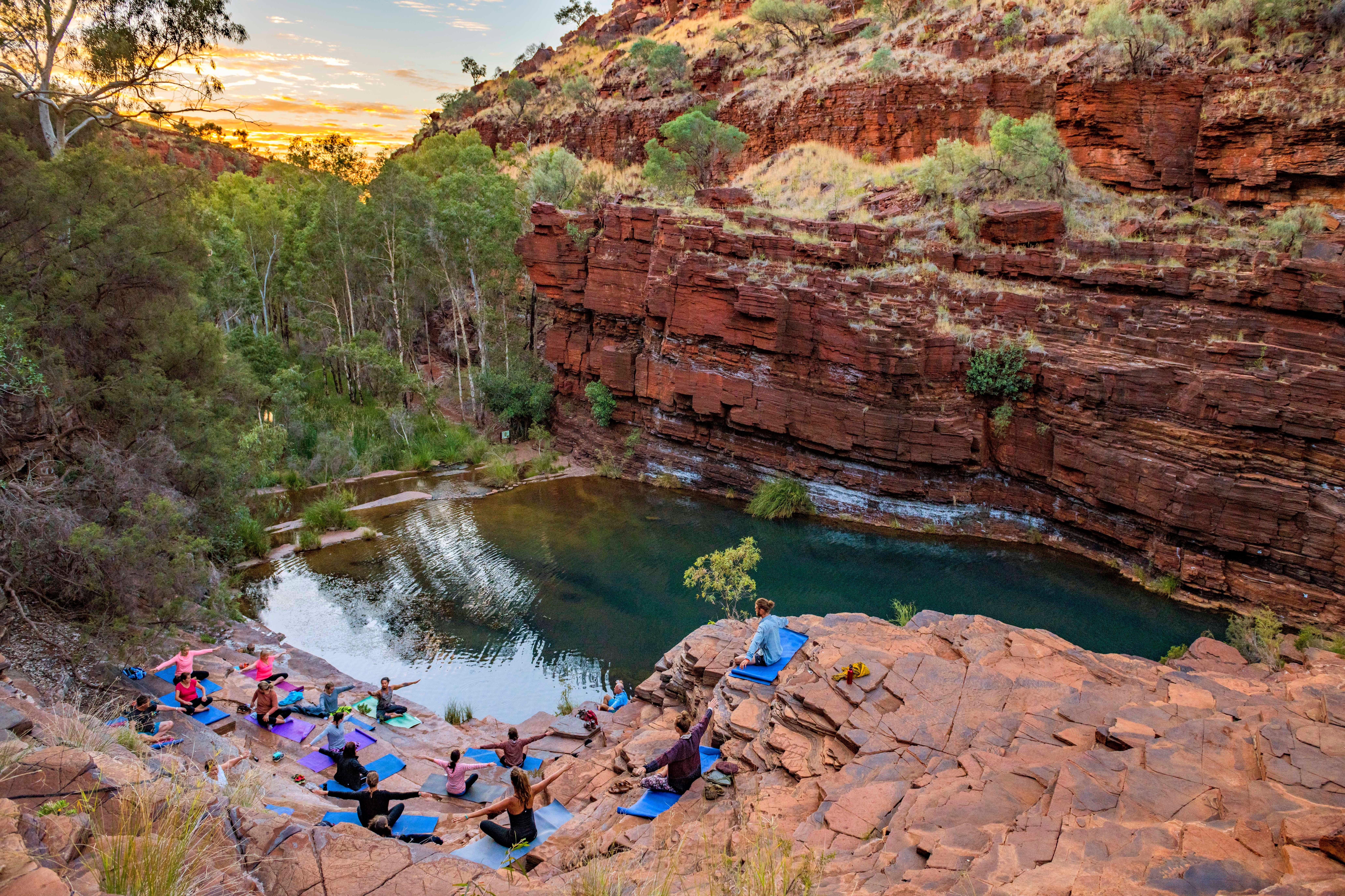The Karijini Experience - QLD Tourism