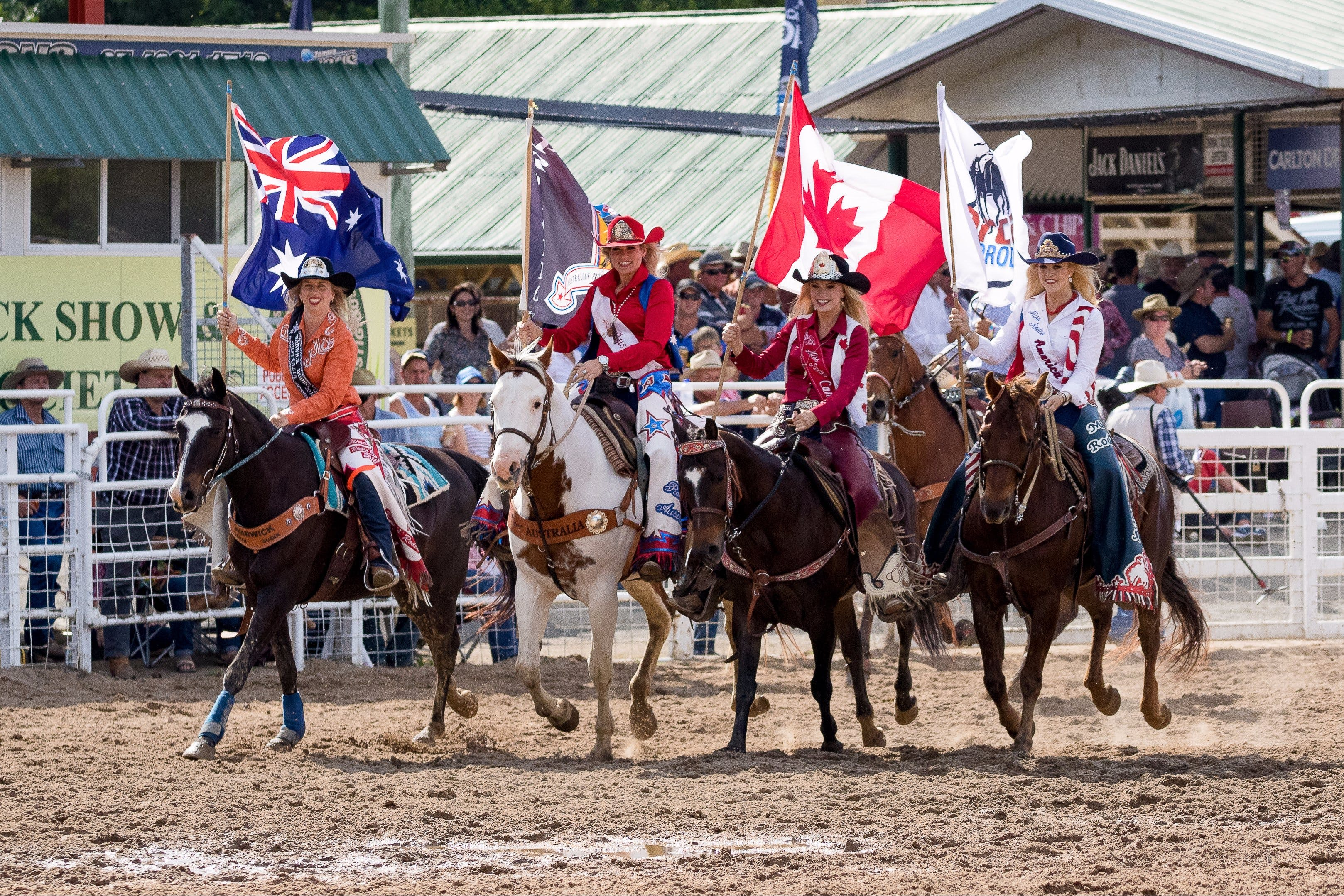 Warwick Rodeo National APRA National Finals and Warwick Gold Cup Campdraft - QLD Tourism