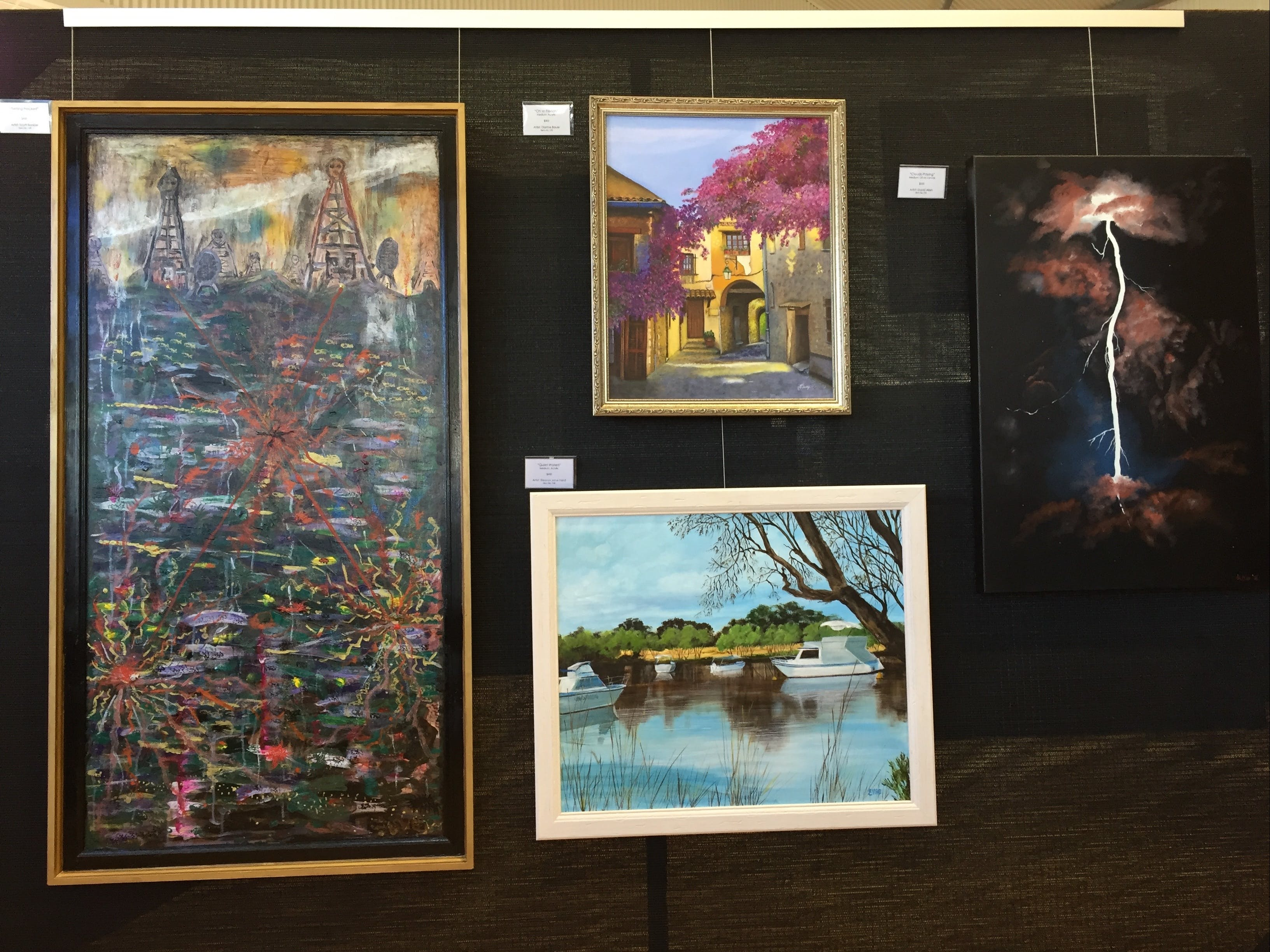 1770 Art Show - QLD Tourism