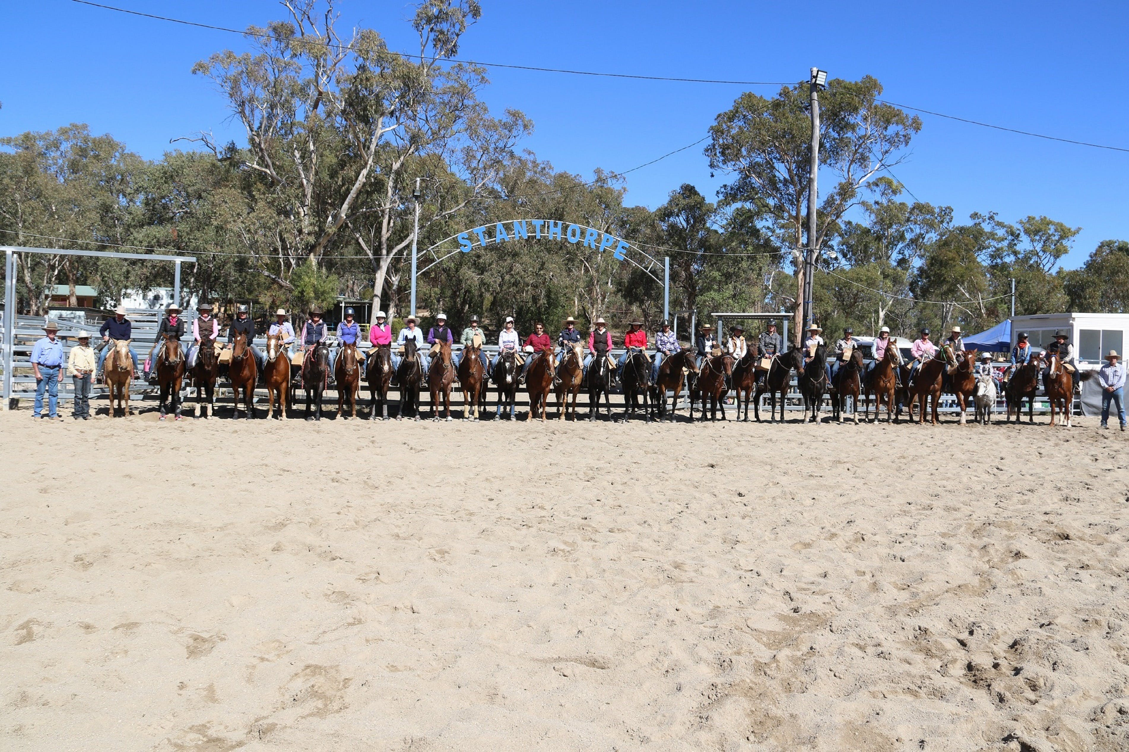 Australian Campdraft Association National Finals Campdraft 2021 - QLD Tourism
