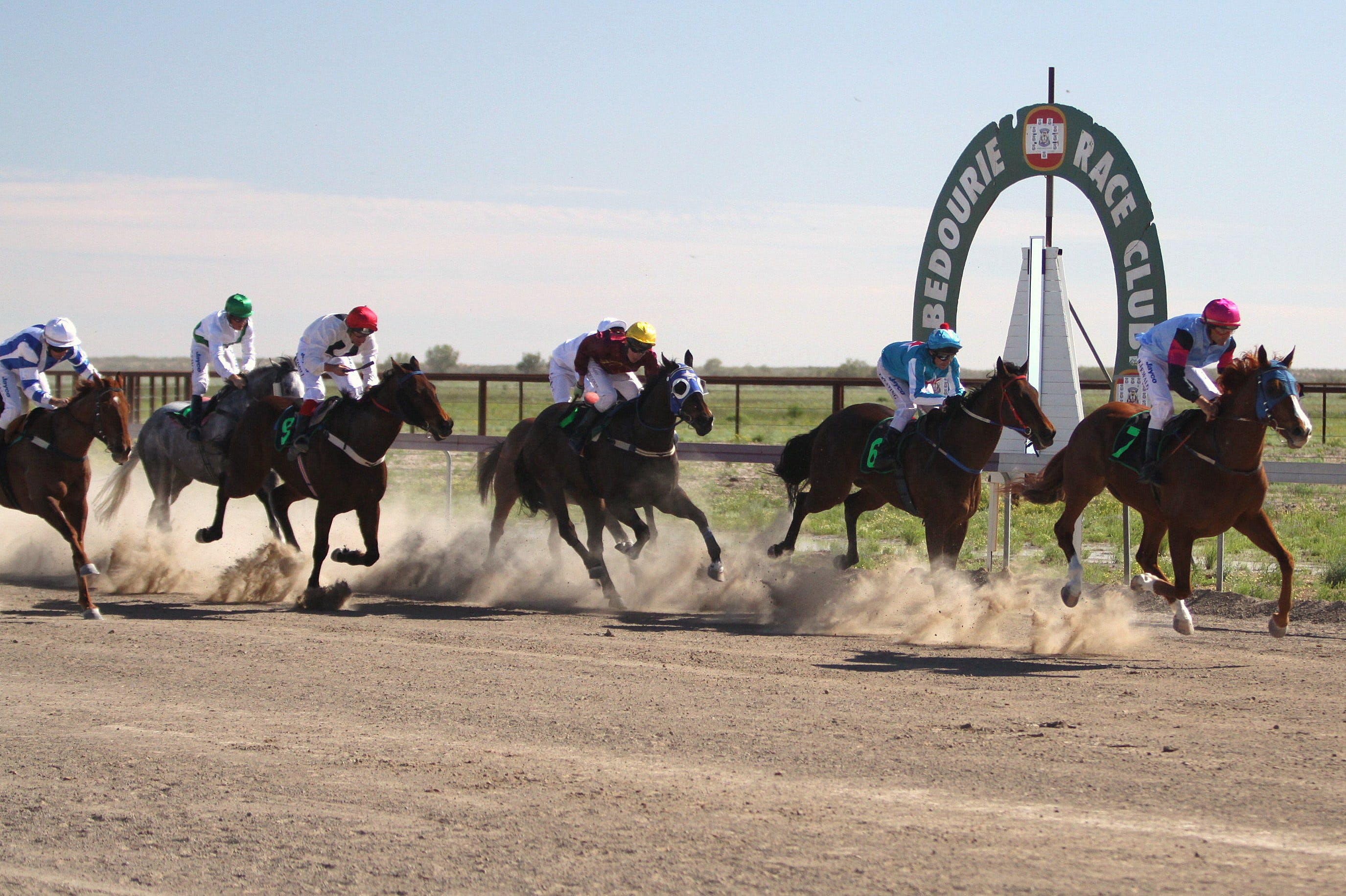 Bedourie Races and Rodeo - QLD Tourism