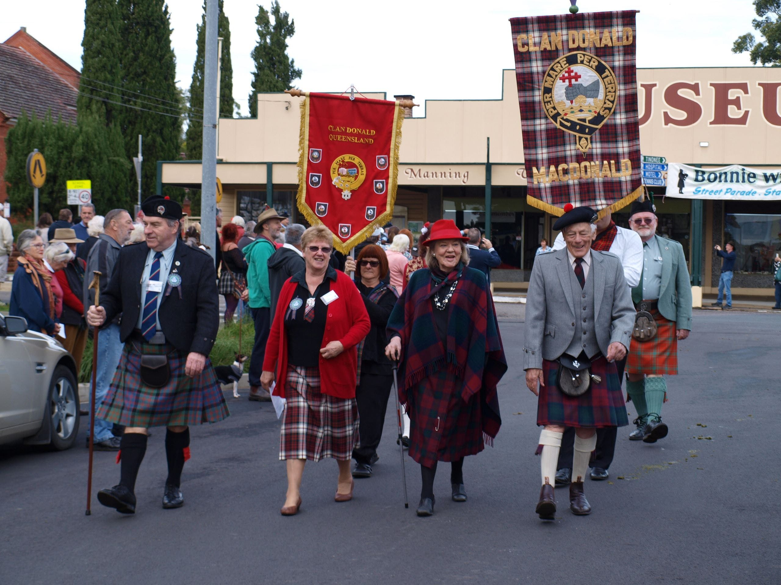 Bonnie Wingham Scottish Festival - QLD Tourism