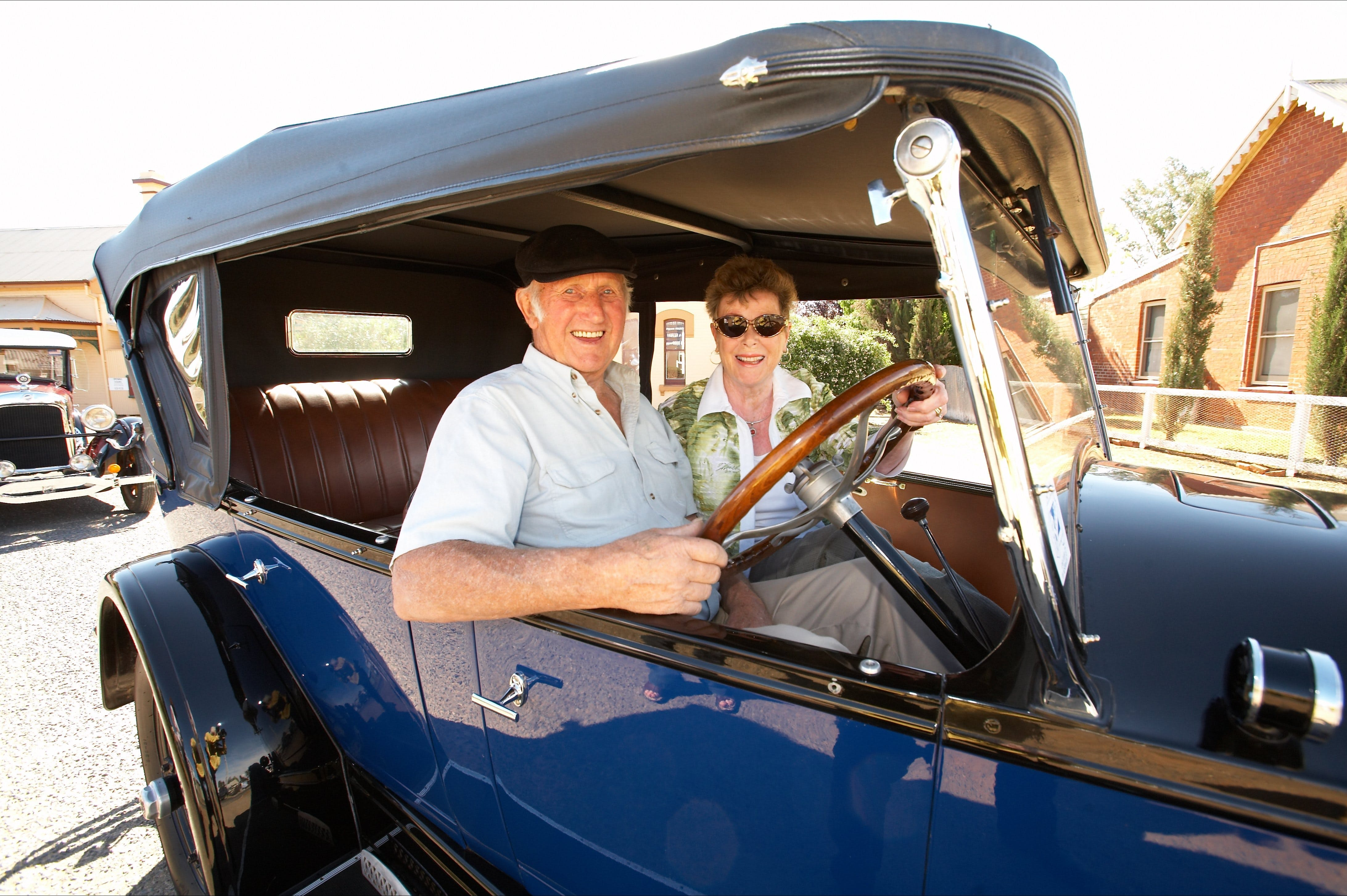 Corowa Historic Vehicle and Machinery Club Spring Fun Weekend - QLD Tourism