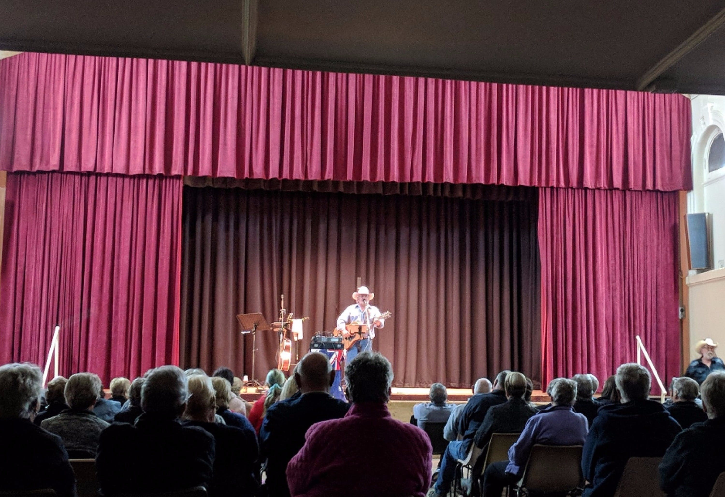 Country Music Concerts Moonta - QLD Tourism